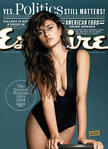 Worlds sexiest woman alive 2014