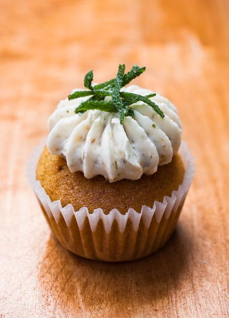 Prohibition Bakery The saucy pumpkin mini-cupcake