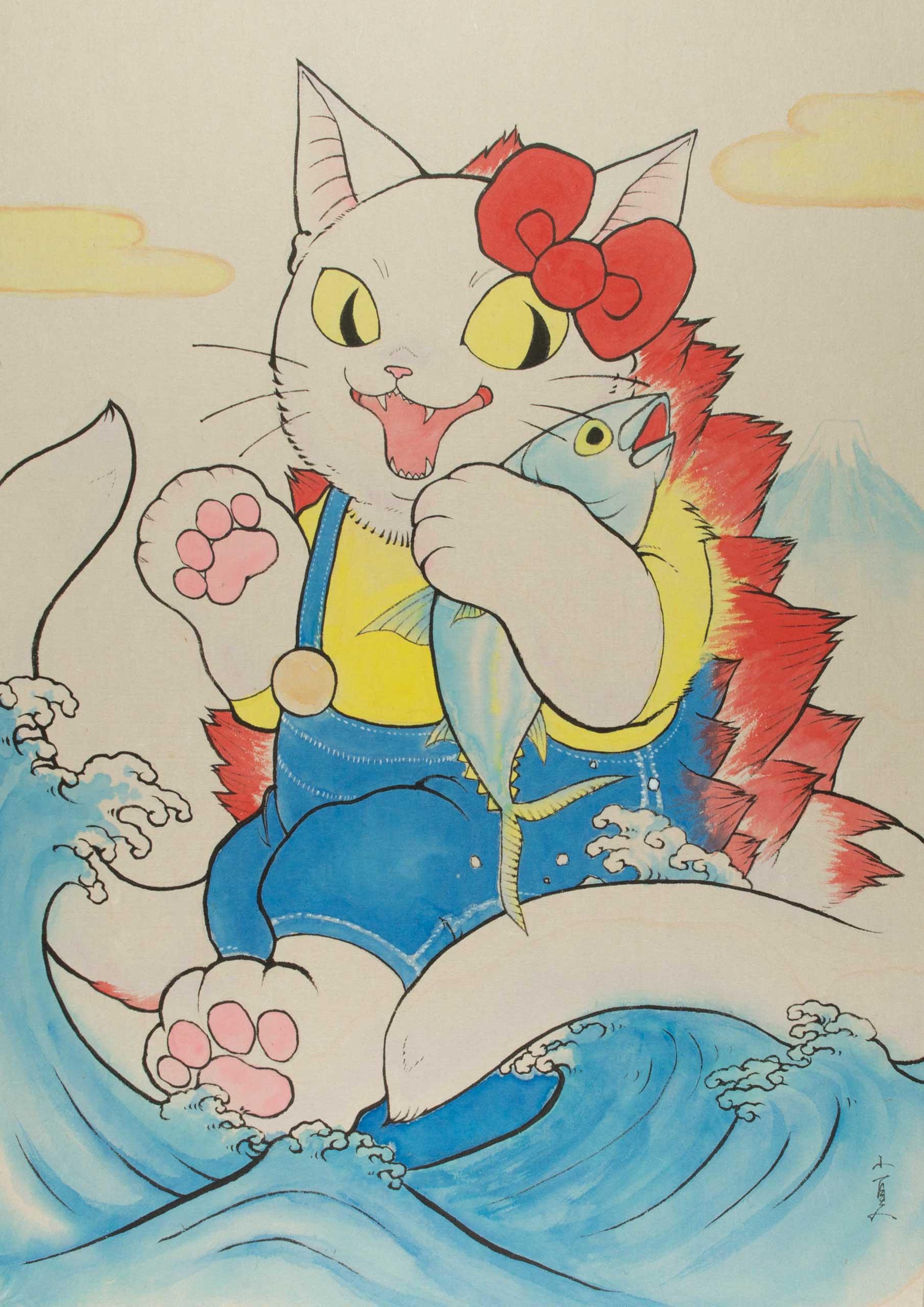 'Kitty Negora' by Konatsu