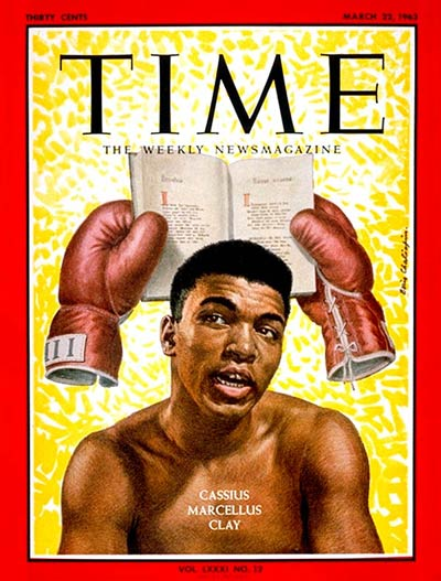 TIME Cover Mar. 22, 1963