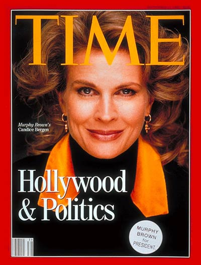 The Sept. 21, 1992, cover of TIME