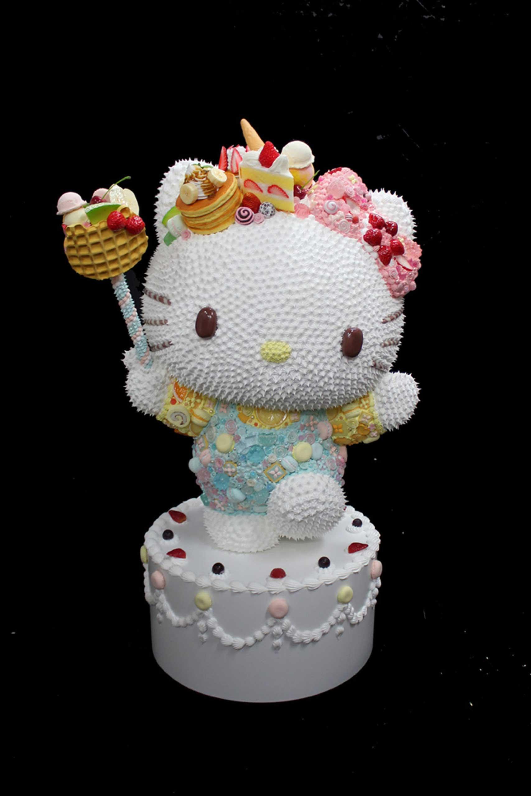 'Sweet Kitty' by Osamu Watanabe