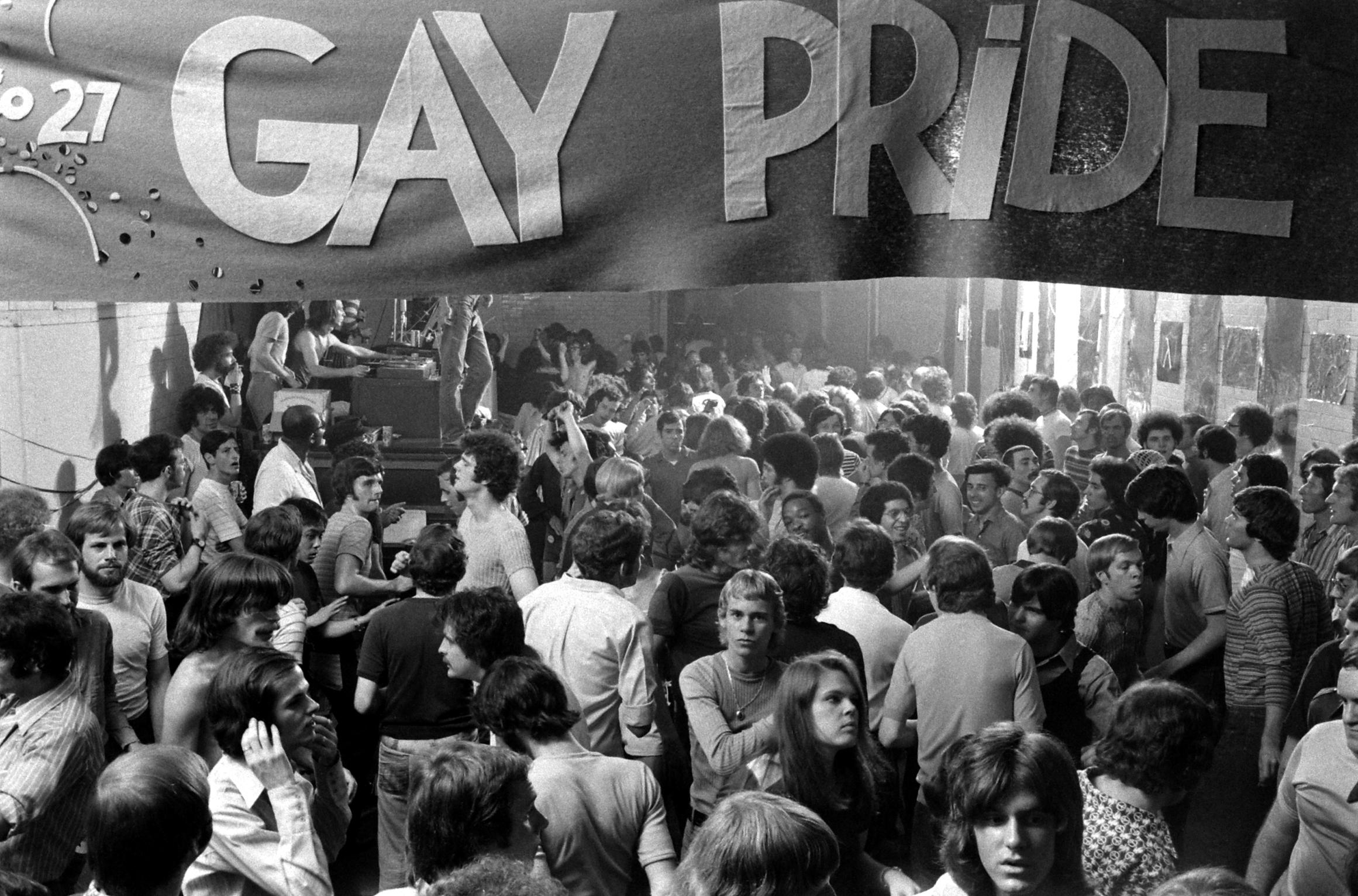 Gay Pride, 1971.