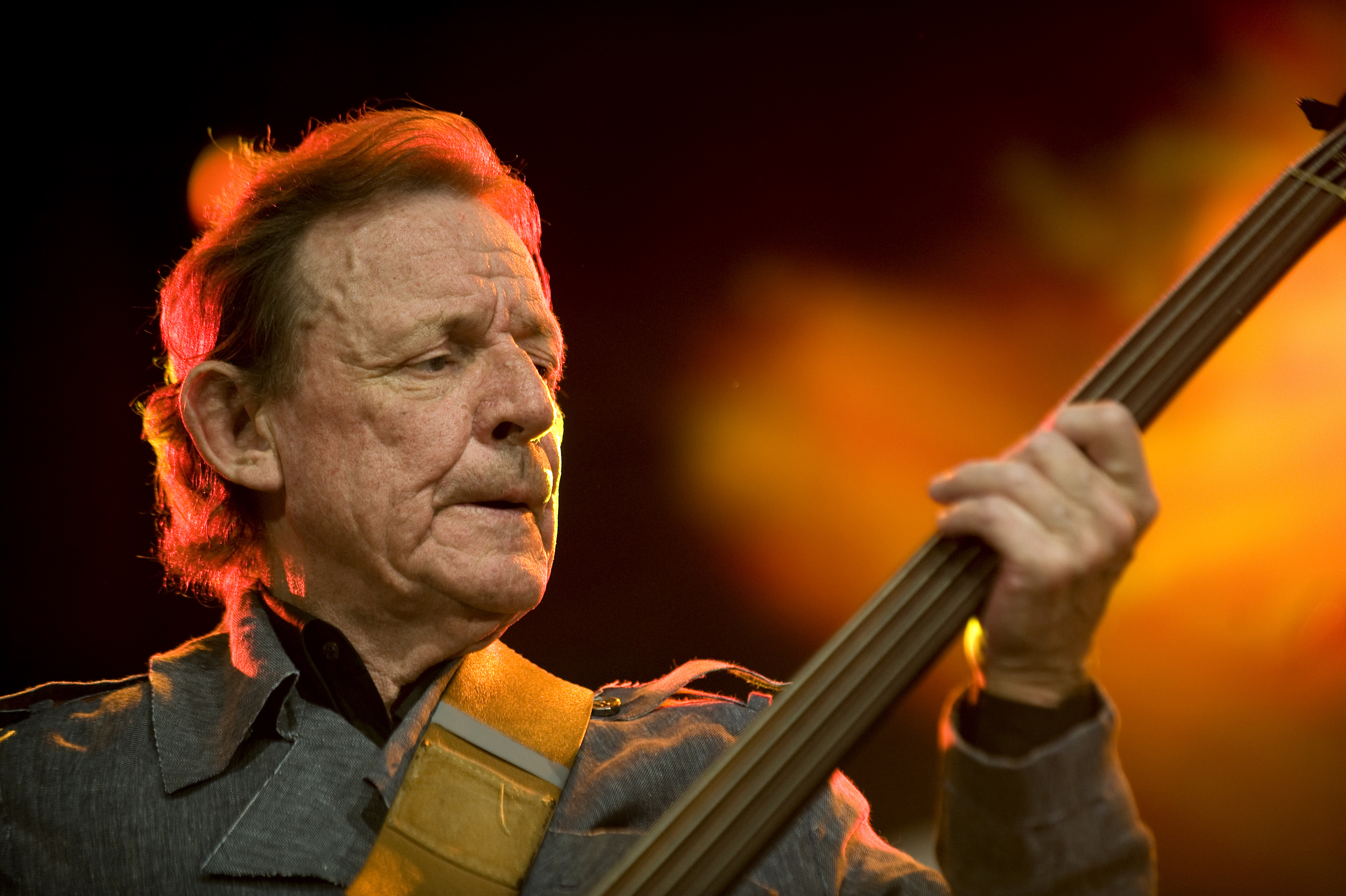 Jack Bruce performs on stage during North Sea Jazz Festival at Ahoy on July 6, 2012 in Rotterdam, Netherlands.