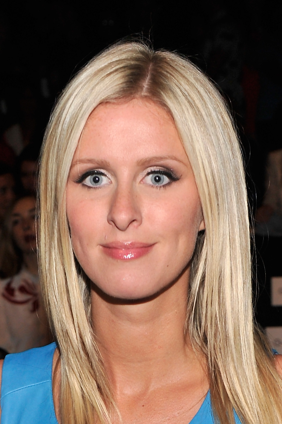 Nicky Hilton attends the Rebecca Minkoff Spring 2014 Runway Show
