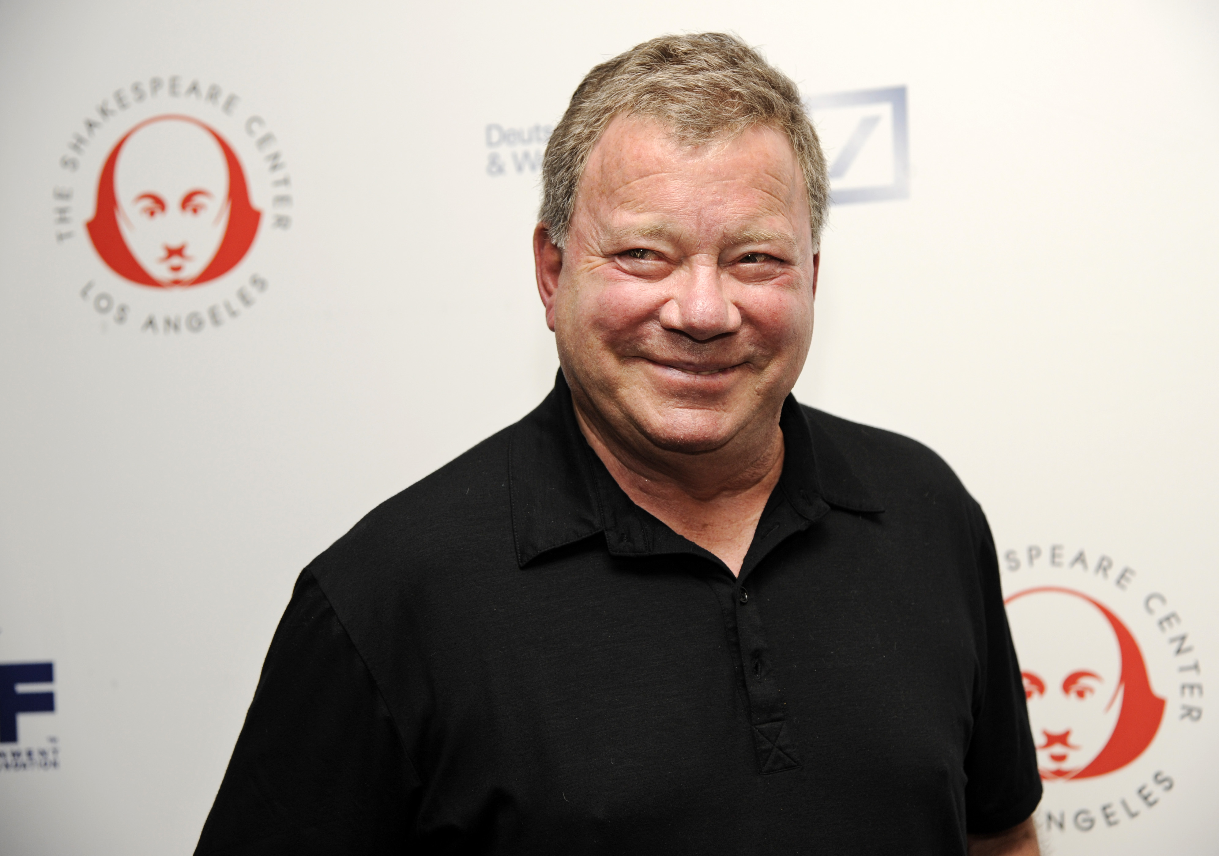 Cast member William Shatner arrives for the 24th annual Simply Shakespeare benefit reading of As You Like It in Los Angeles on Sept. 22, 2014
