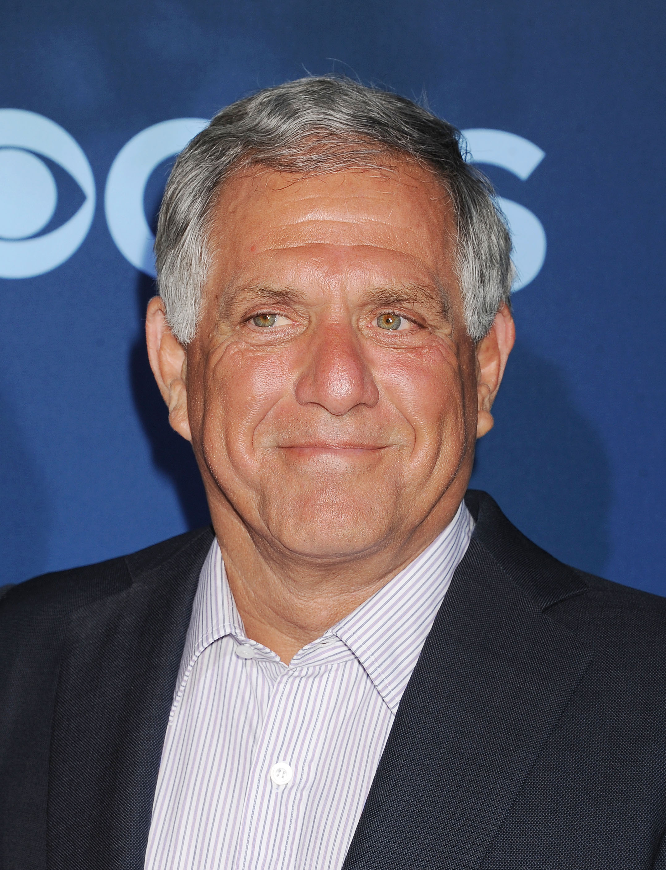 President and CEO of CBS Corporation Leslie Moonves