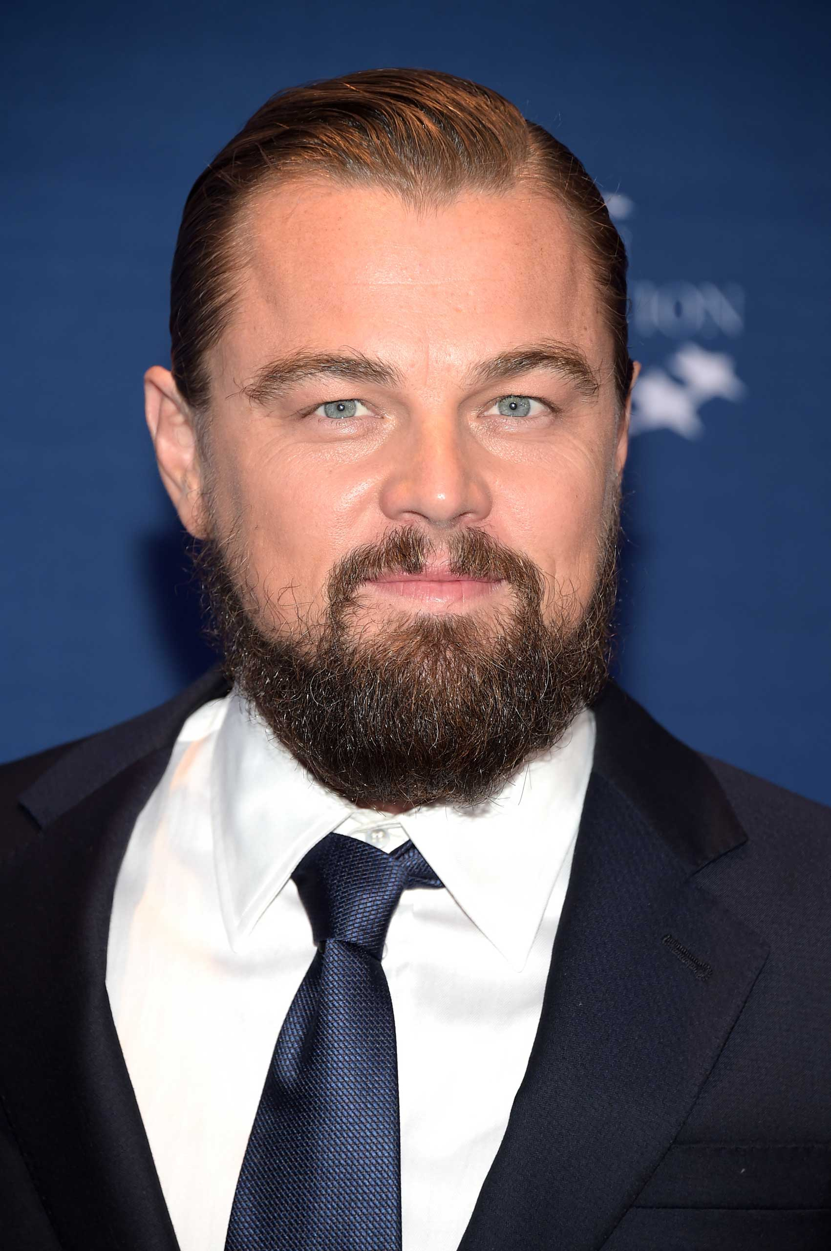 Leonardo Dicaprio at the 8th Annual Clinton Global Citizen Awards at Sheraton Times Square on Sept. 21, 2014 in New York.