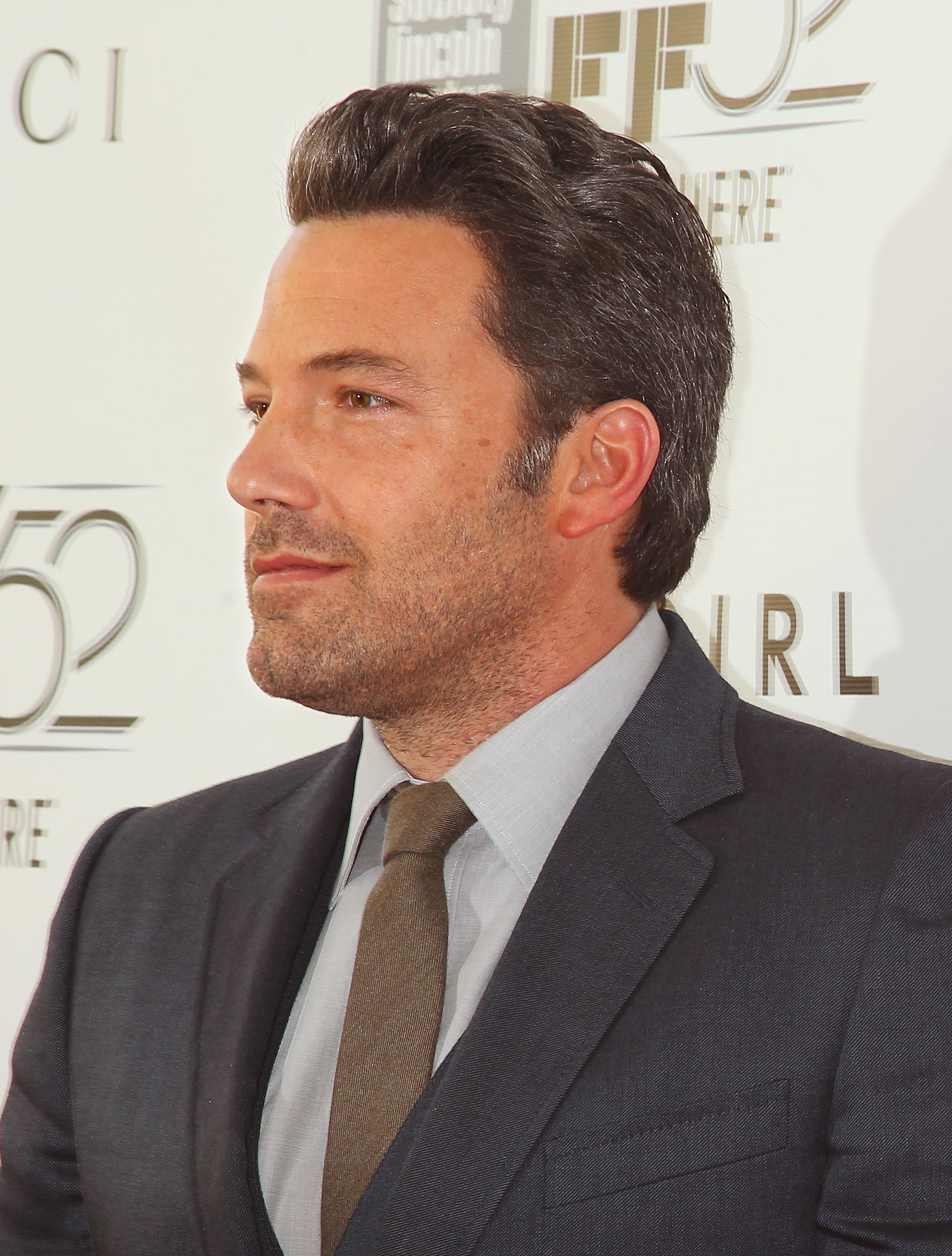 Actor/director Ben Affleck attends the 52nd New York Film Festival Opening Night Gala Presentation and World Premiere Of  Gone Girl  at Alice Tully Hall on September 26, 2014 in New York City.