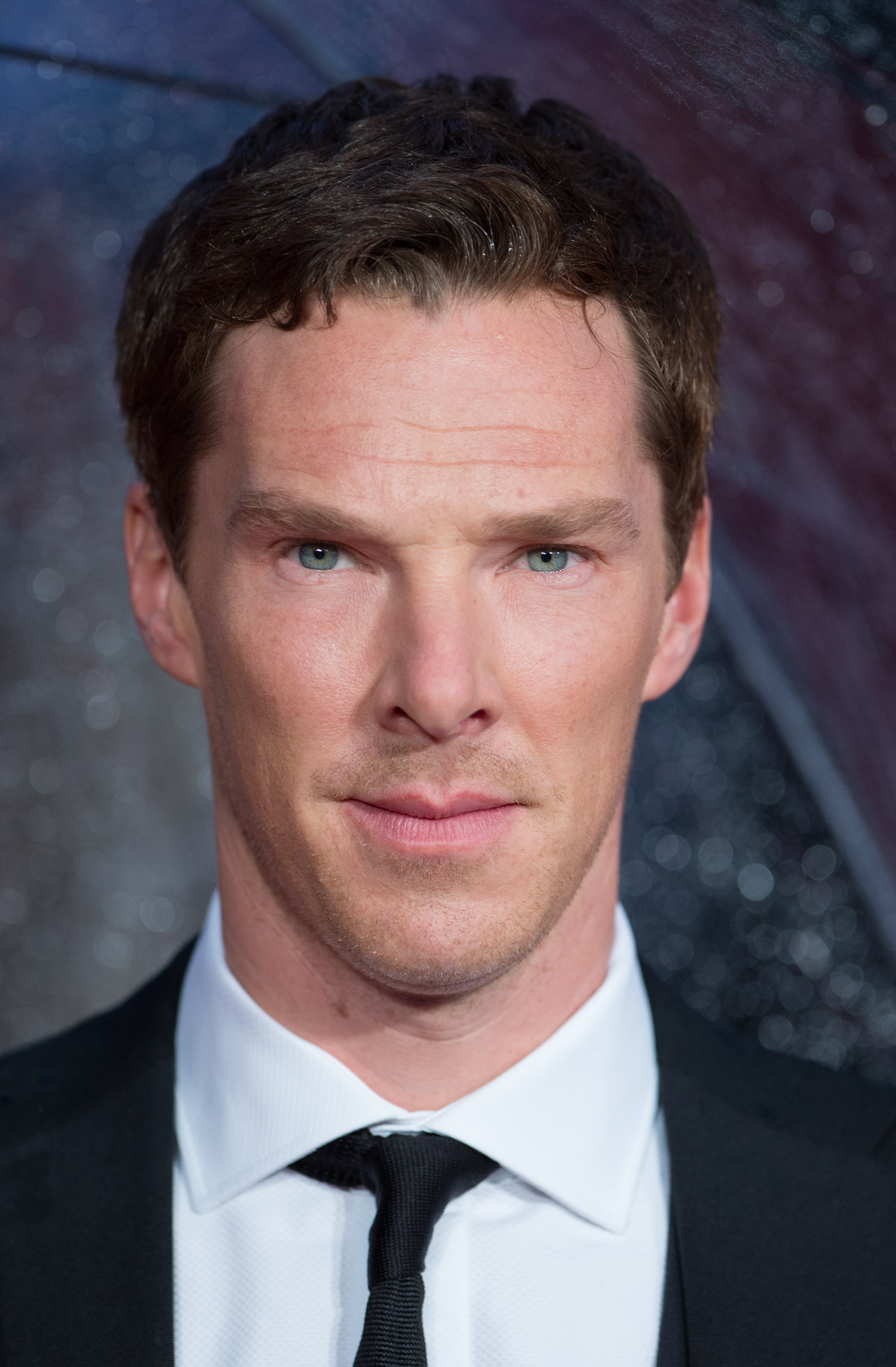 Benedict Cumberbatch attends a screening of  The Imitation Game  on the opening night gala of the 58th BFI London Film Festival at Odeon Leicester Square on October 8, 2014 in London, England.