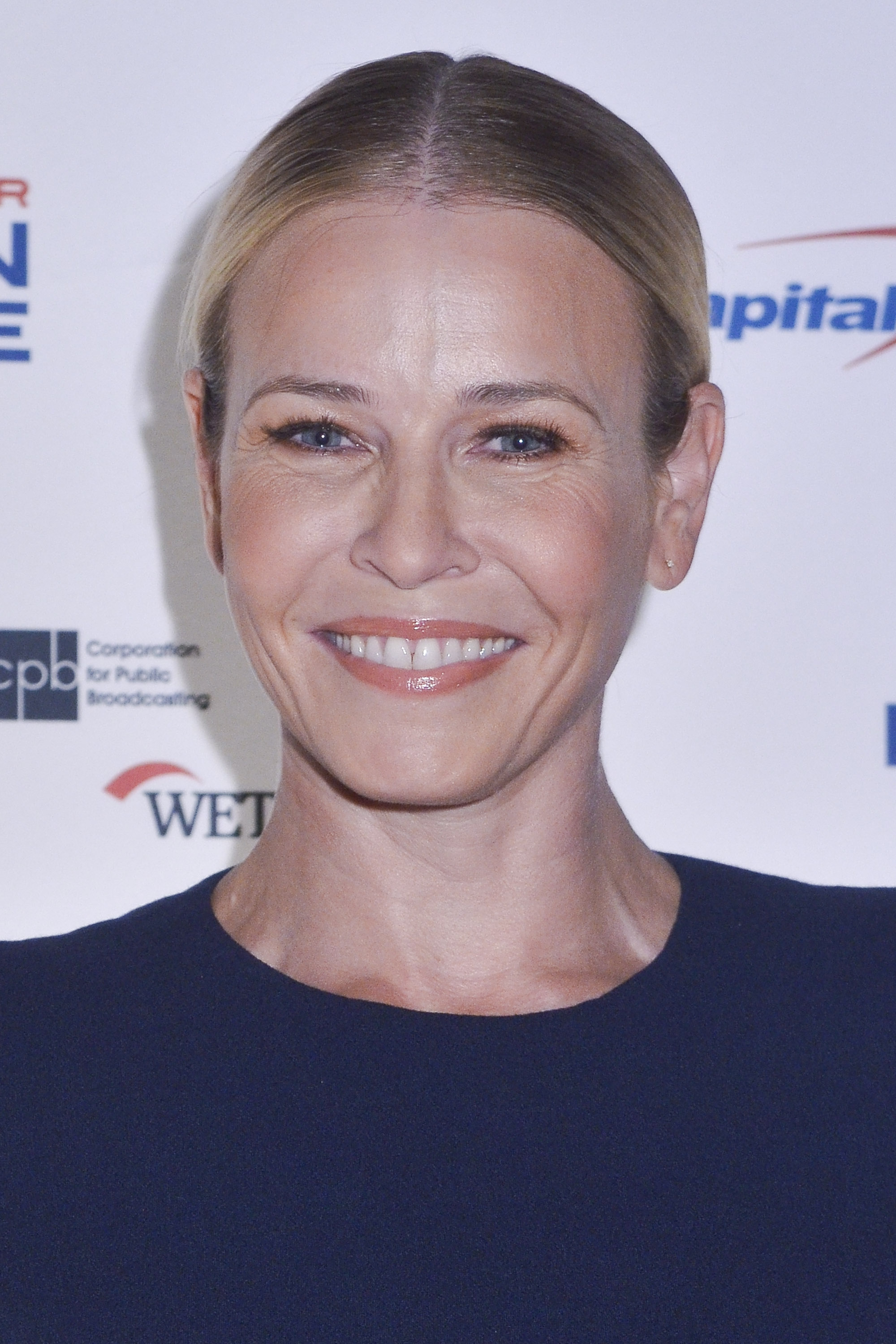Chelsea Handler at the  2014 Kennedy Center's Mark Twain Prize For Americacn Humor at The John F. Kennedy Center for the Performing Arts on October 19, 2014 in Washington, DC.  Kris Connor--Getty Images)