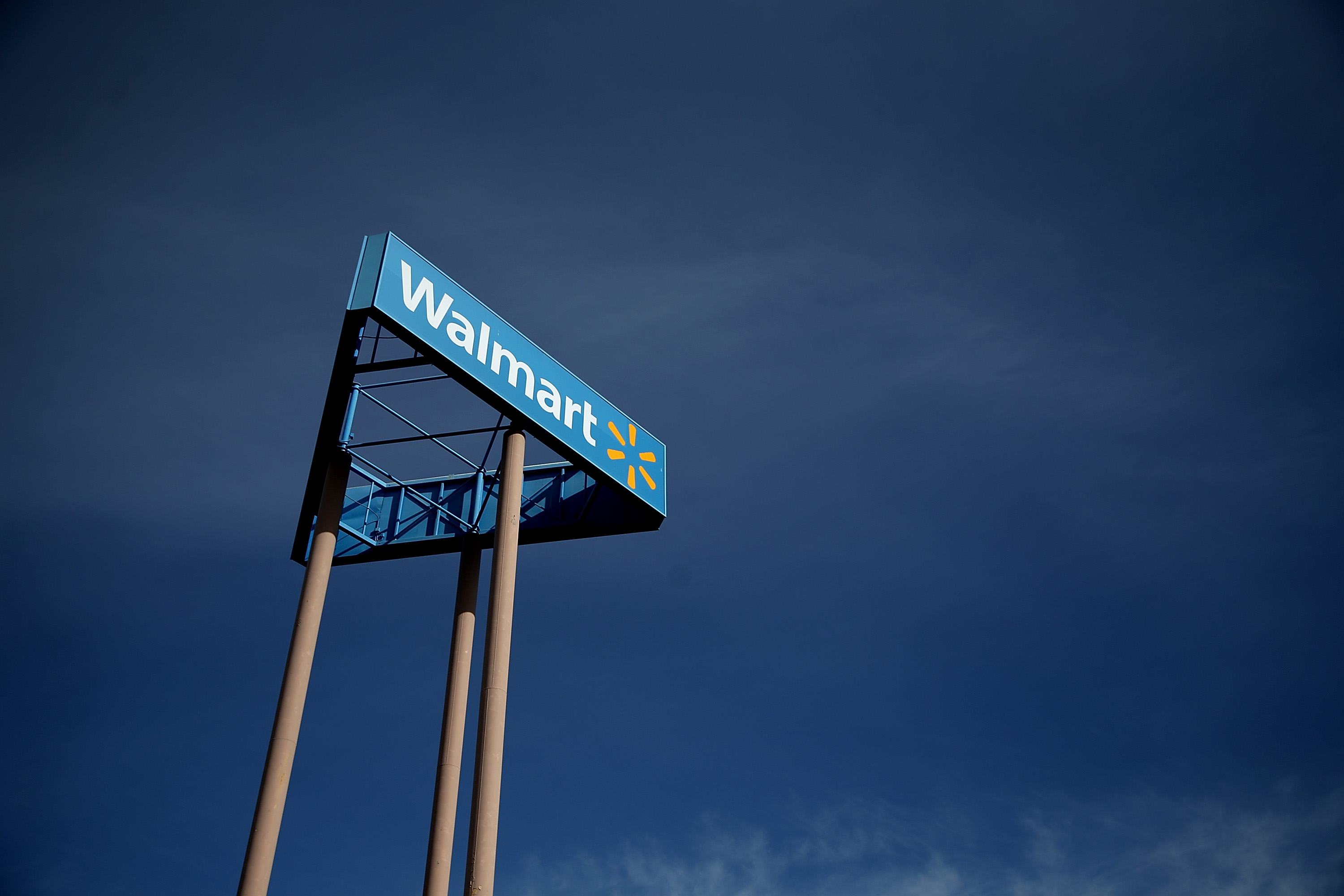 Wal-Mart Stores The retail giant held on to the top spot on the Fortune 500, edging out Exxon Mobil for the second year in a row. For fiscal year 2014, Wal-Mart's net sales totaled $473.1 billion, up 1.6% from the year-earlier period. While its sales grew domestically, Wal-Mart said the expiration of a payroll tax cut, reductions in the U.S. food stamp program, and poor winter weather hurt its results. But in the U.S., Wal-Mart is bullish about its plans to open even more small stores, which compete with drugstores and small grocery stores.
