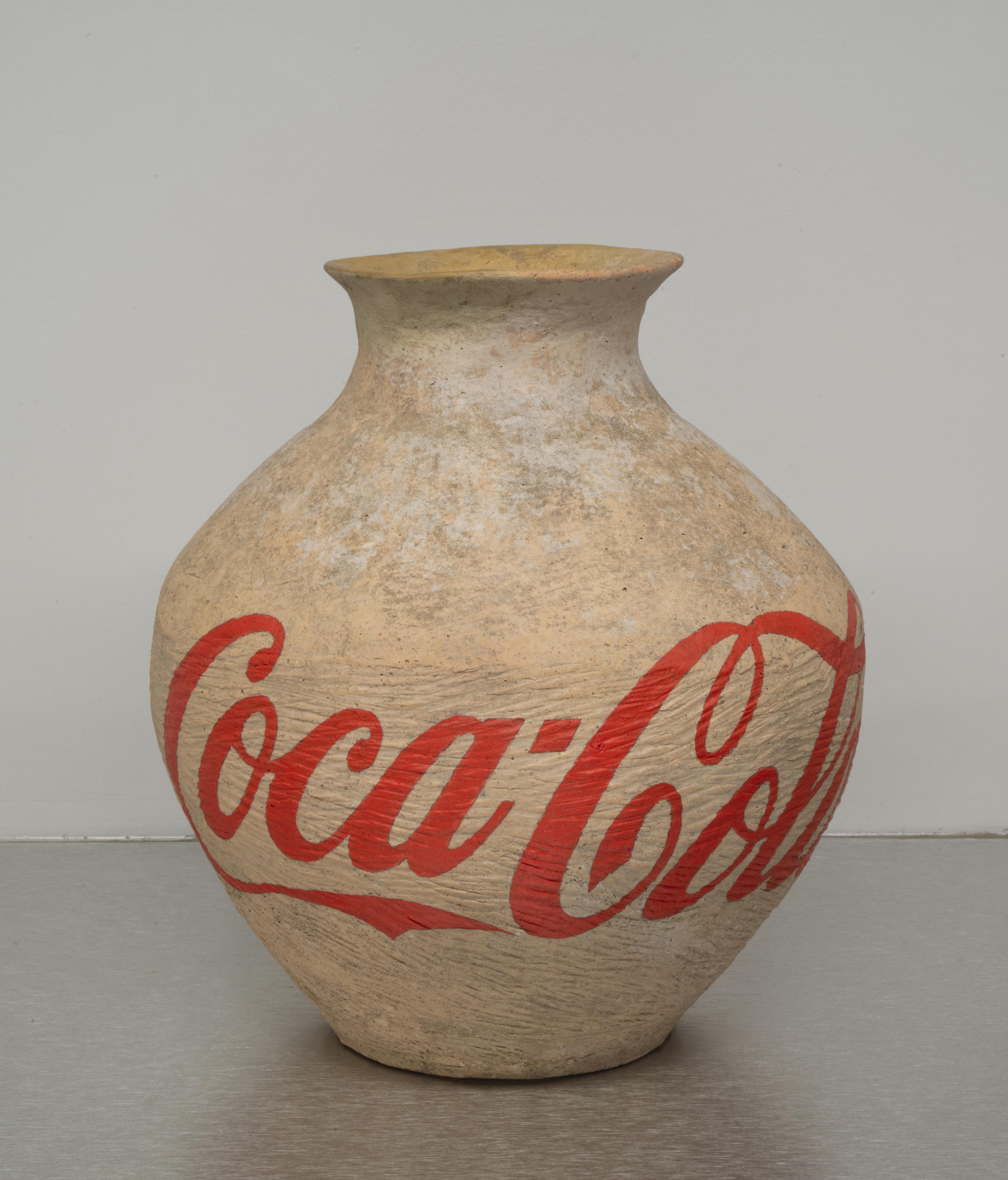 Coca-Cola Vase