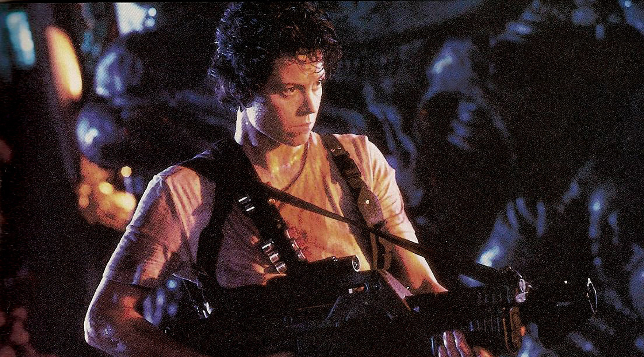 The tough-as-nails Ripley was a breakout role for Weaver, who recently revisited the character for a new Alien video game.