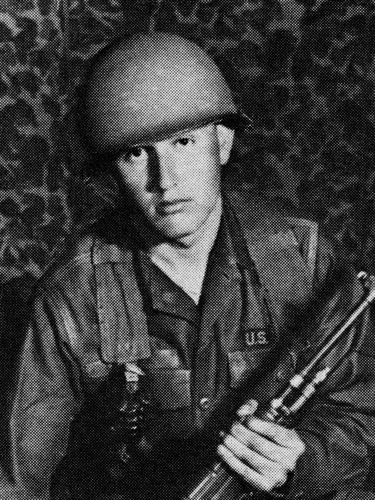 Mario Lamelza, 21, Army, Pfc., Philadelphia, Pa.