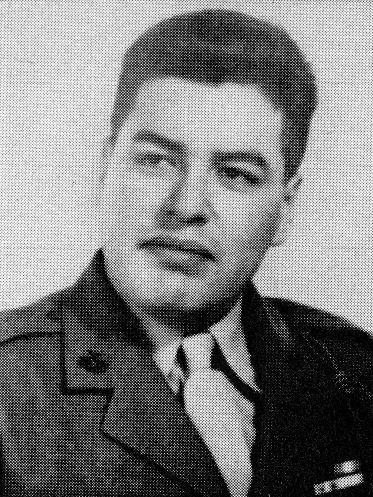 Ernest C. Munoz, 36, Marines, S/Sgt., San Antonio, Texas