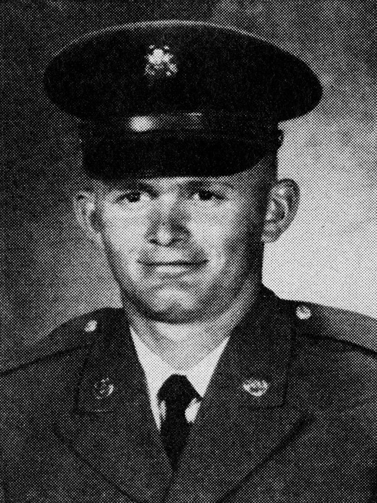 Merlin J. Laber, 21, Army, SP4, Sykeston, N. Dak.