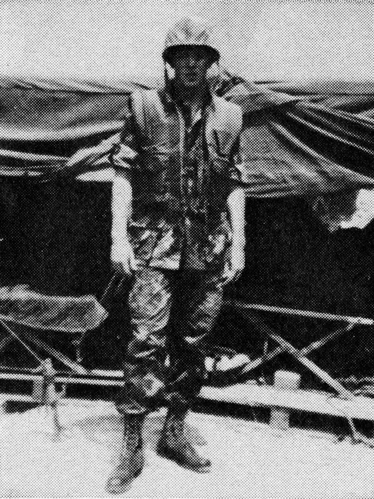 Gordon D. Perry, 19, Marines, Pfc., Morgantown, W. Va.