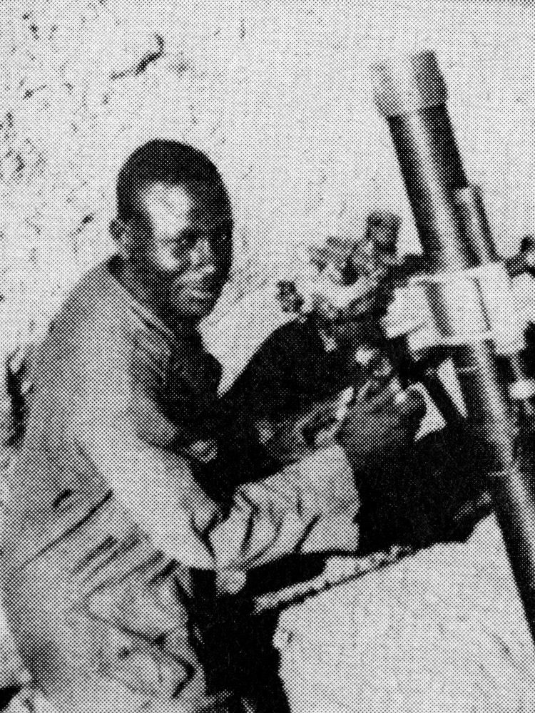 Edward Frowner, 20, Army, Sgt., Manila, Ala.