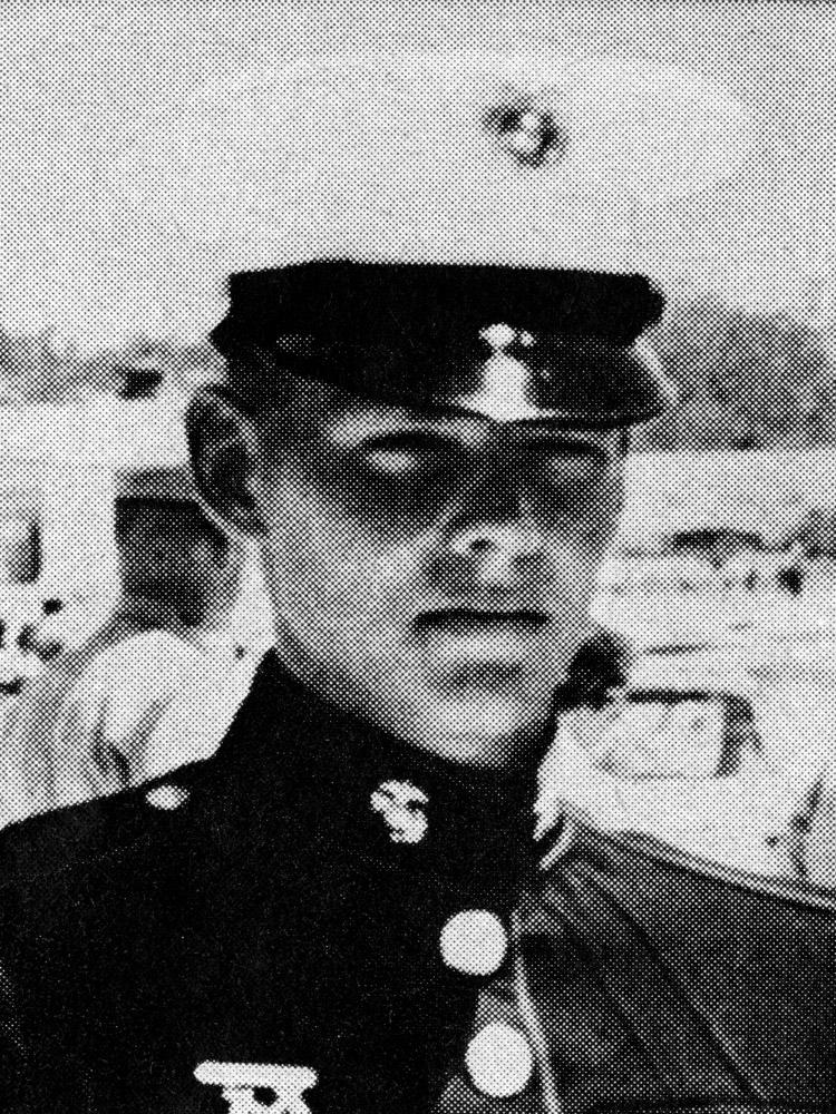 Jan Rauschkolb, 22, Marines, Cpl., Denver, Colo.