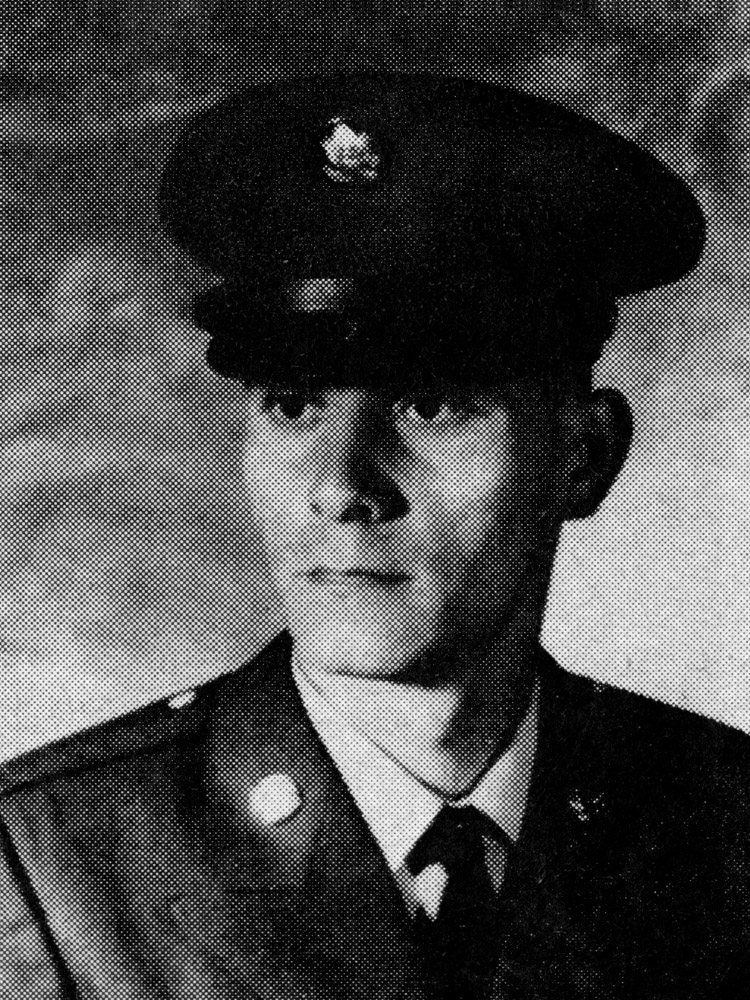 Errol W. Perreira, 21, Army, Pfc., Hilo, Hawaii
