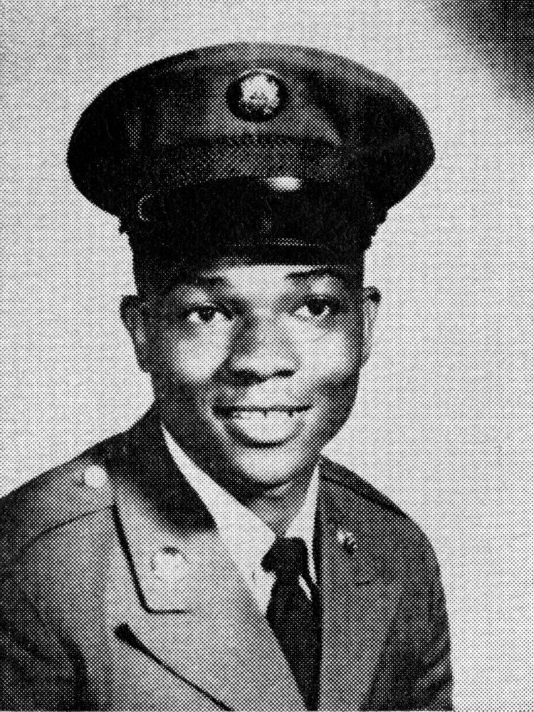 Harold James Warmsley, 24, Army, SP4, Mansfield, La.
