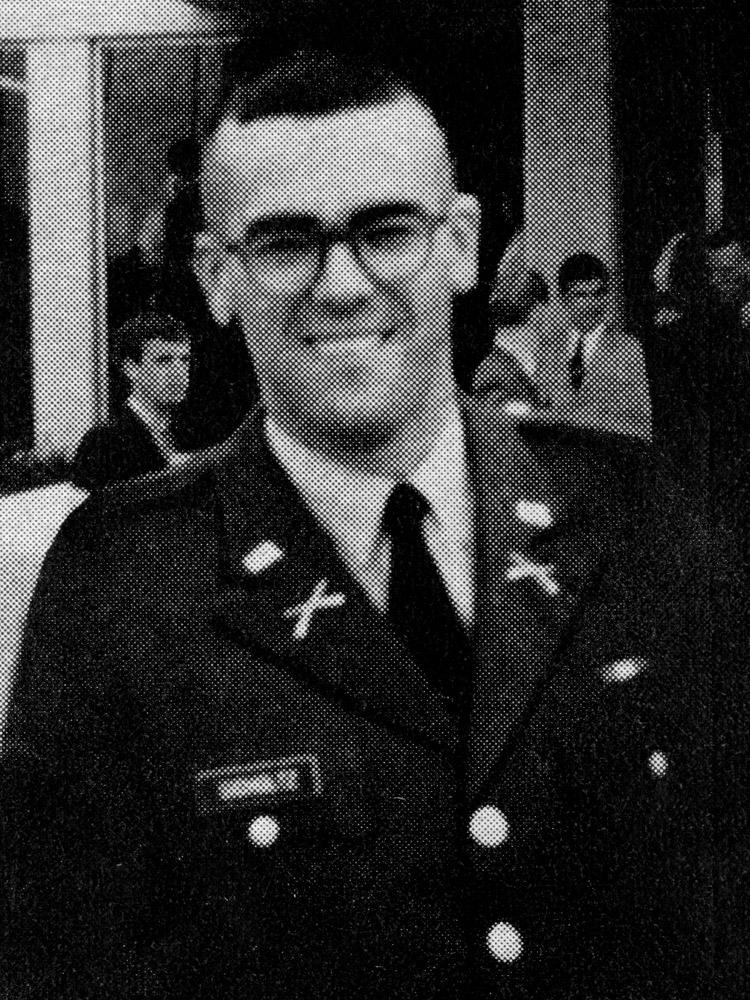 Robert Sigholtz Jr., 23, Army, Capt., Annandale, Va.