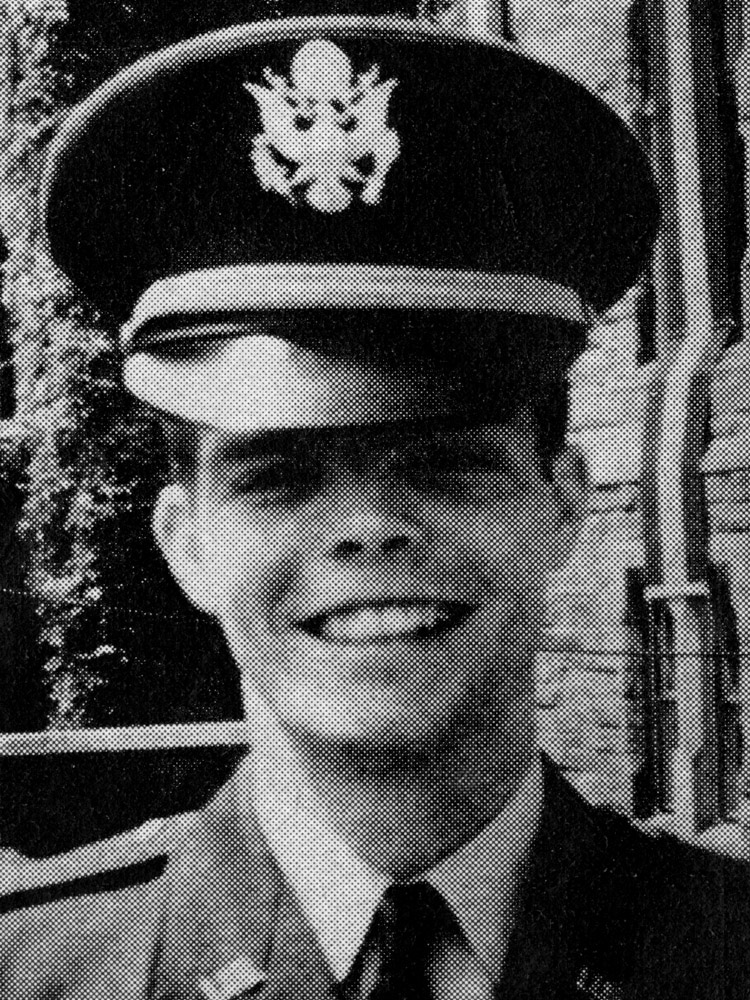 Donald W. Ide, 25, Army, 1st Lt., Beirut, Lebanon