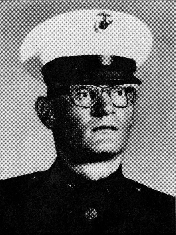 Jim J. Walters, 20, Marines, Pfc., Sioux City, Iowa