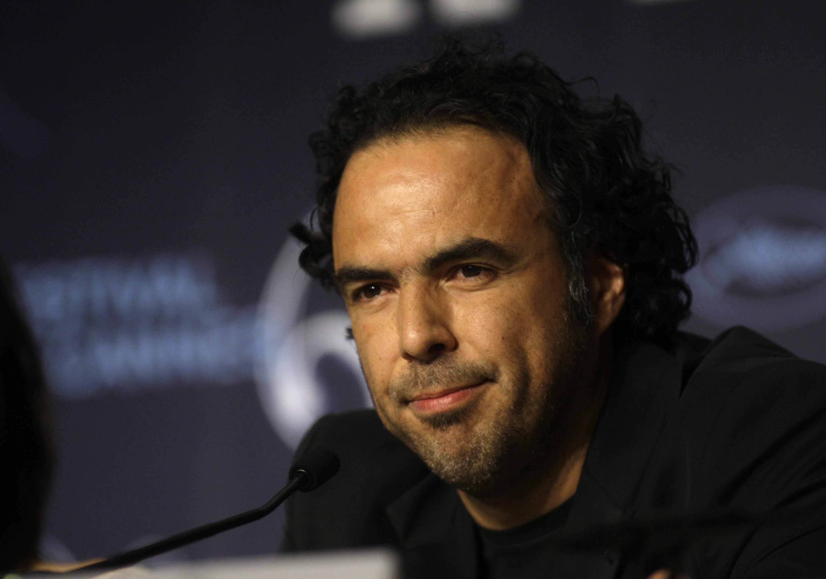 Alejandro Gonzalez Inarritu. (AP Photo/Joel Ryan)