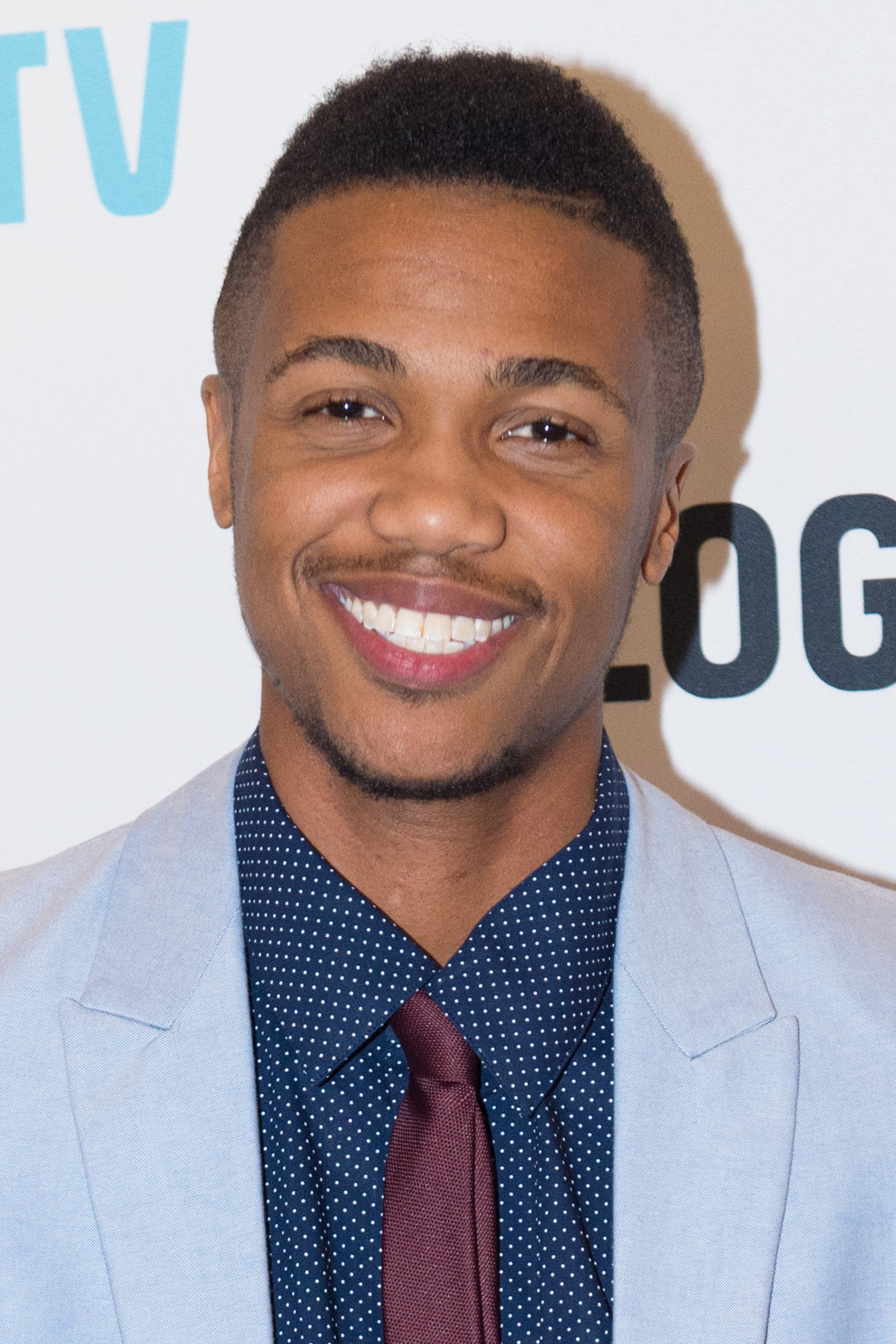 Kye Allums attends the premiere screening of the MTV and Logo TV documentary  Laverne Cox Presents: The T Word  at the Paramount Screening Room on Thursday, Oct. 16, 2014, in New York.