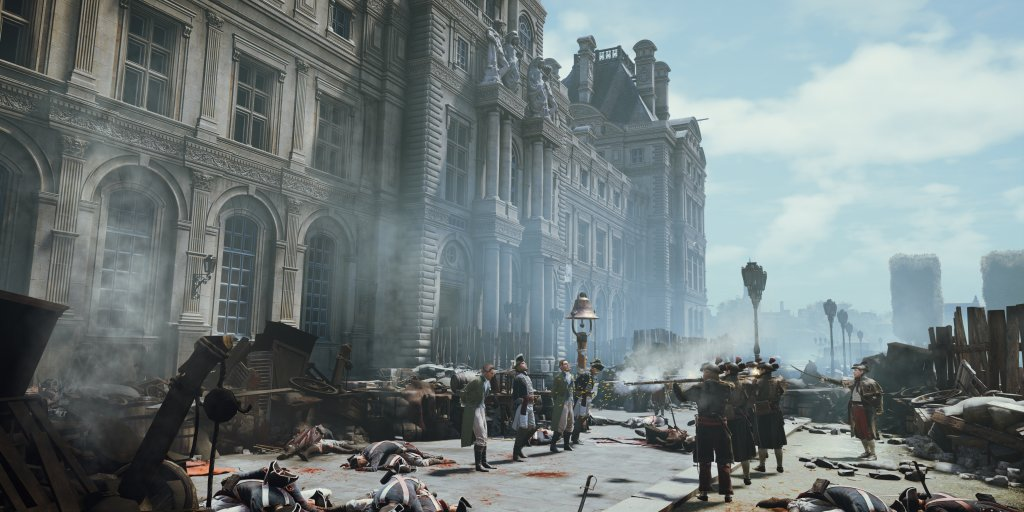 Assassin S Creed Unity Interview The French Revolution And