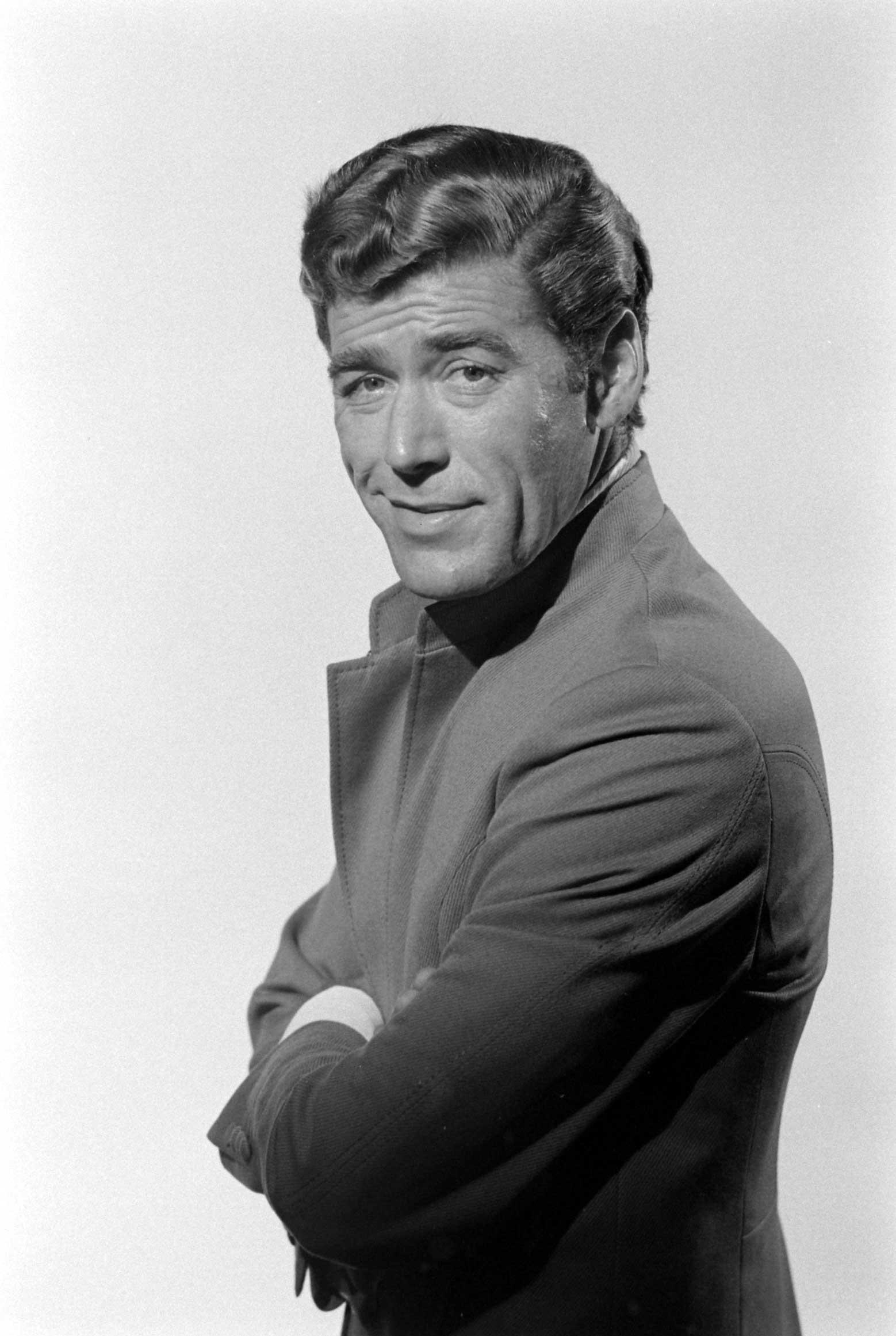 James Bond audition finalist Anthony Rogers, 1967.