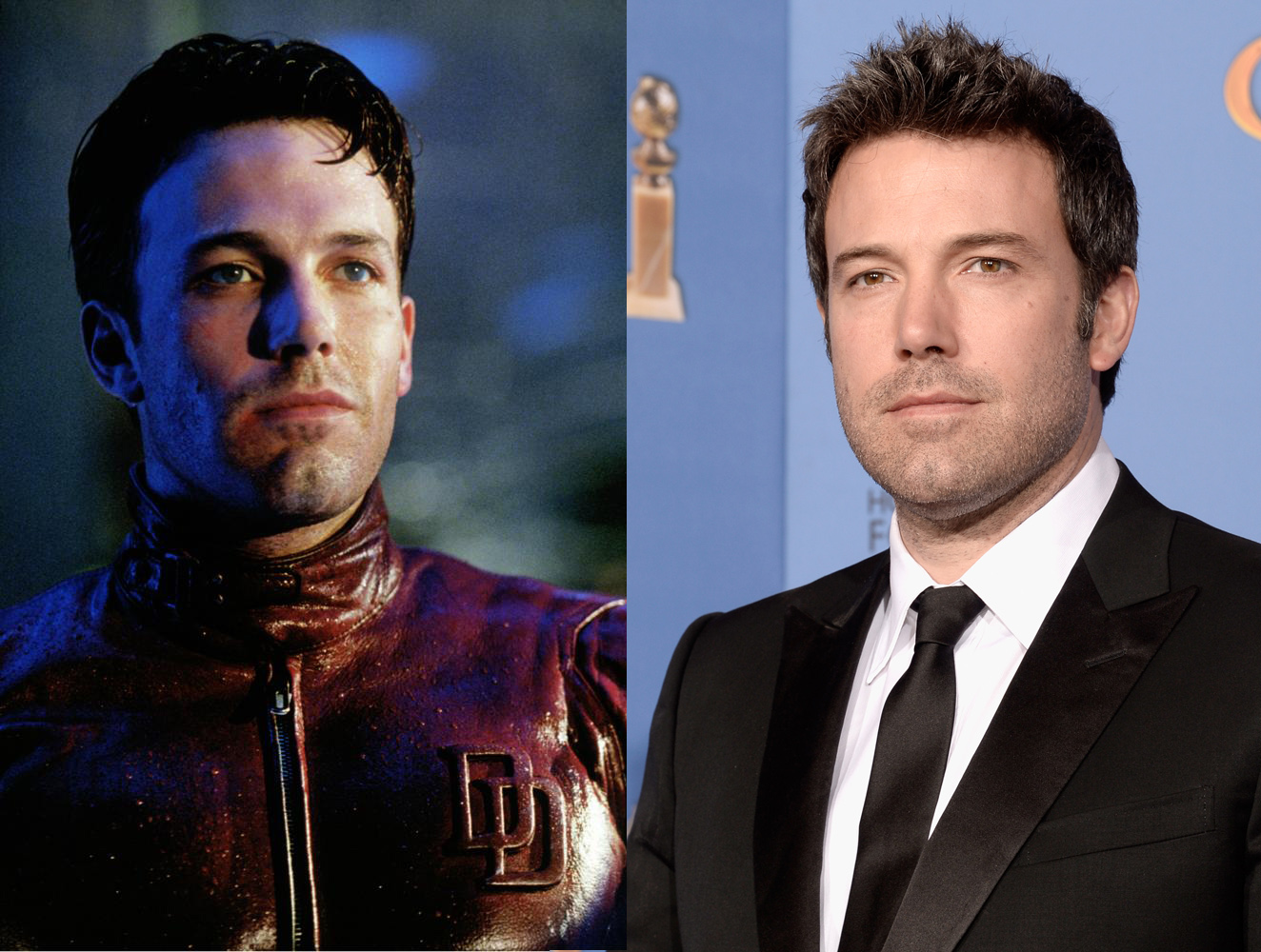 Ben Affleck has shaken off his regrettable Daredevil days, winning critical acclaim as both an actor and director for films like Argo. But he's found himself the butt of superhero jokes again as he puts the tights back on to play Batman in 2016.