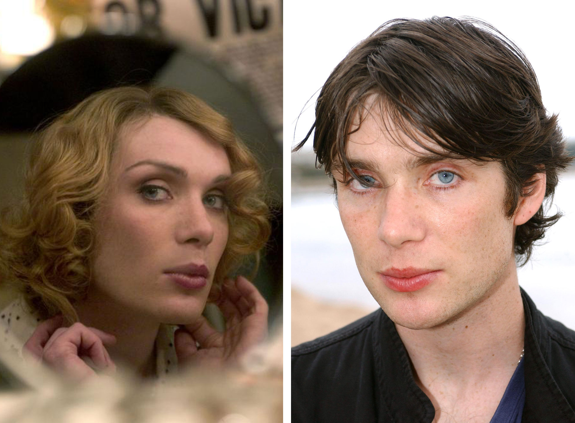 Cillian Murphy as Patricia  Kitten  Braden in Breakfast on Pluto