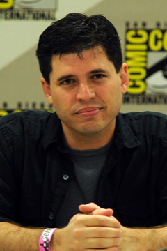 Deadliest Warrior - Vampires Vs. Zombies  Panel - Comic-Con 2011
