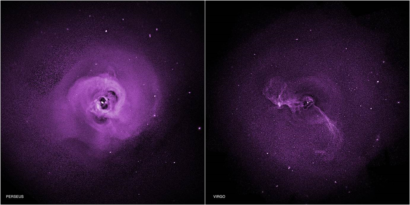 Chandra observations of the Perseus and Virgo galaxy clusters suggest turbulence may be preventing hot gas from cooling.