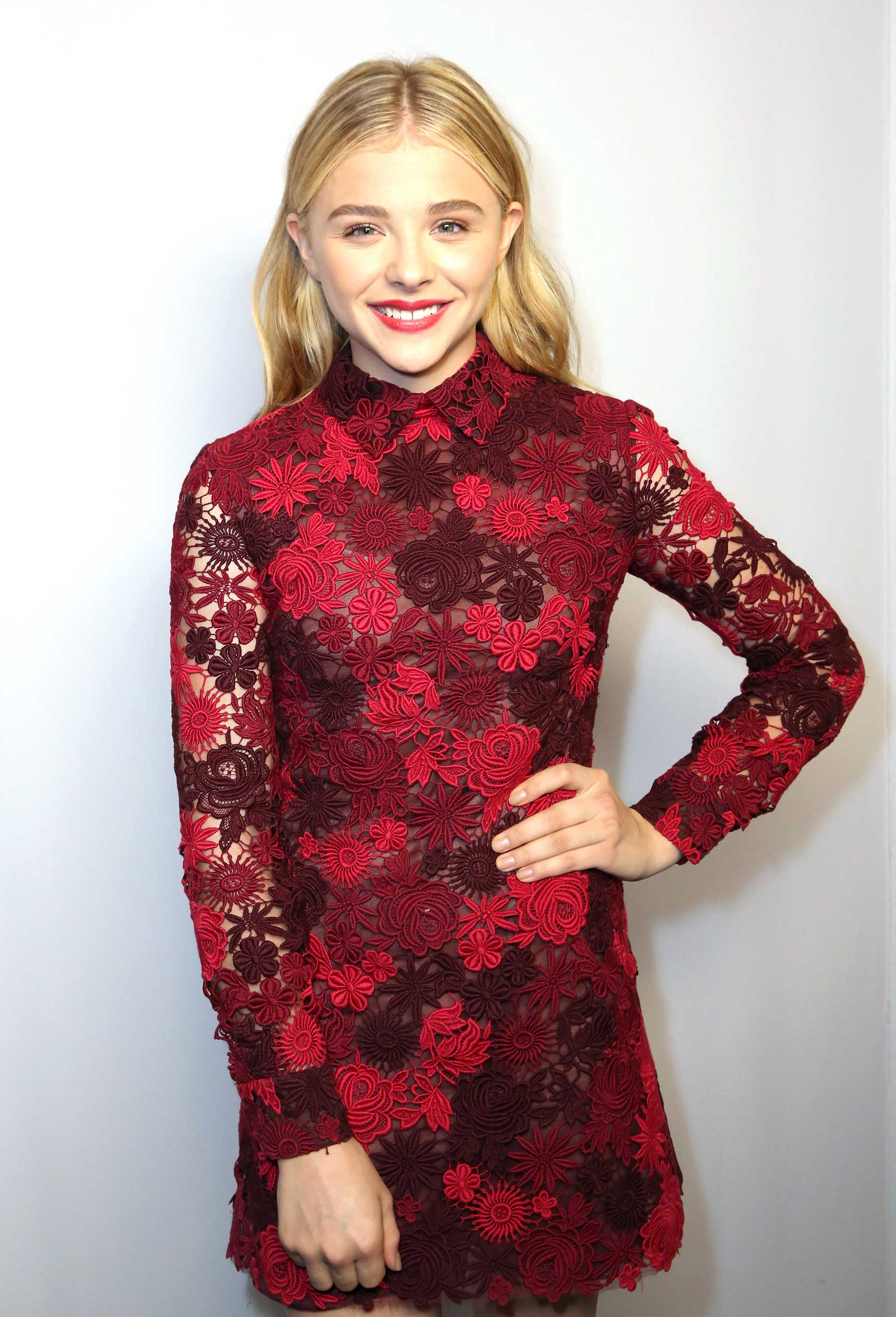 Actress ChloÎ Grace Moretz attends the 2014 Young Hollywood Awards brought to you by Samsung Galaxy at The Wiltern on July 27, 2014 in Los Angeles, California. (Photo by Ari Perilstein/Getty Images for Variety)