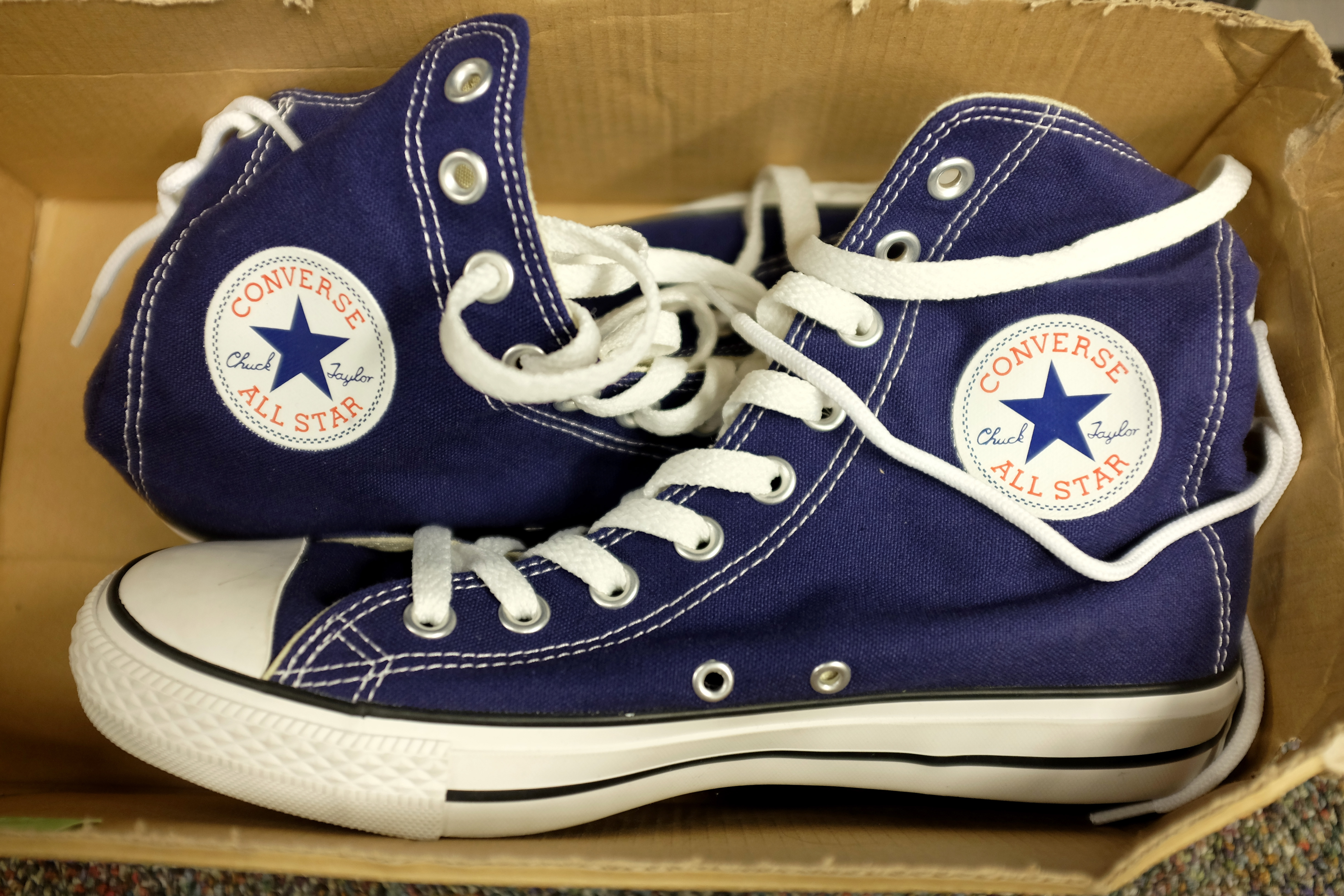 Converse Sues 31 Shoe Makers for