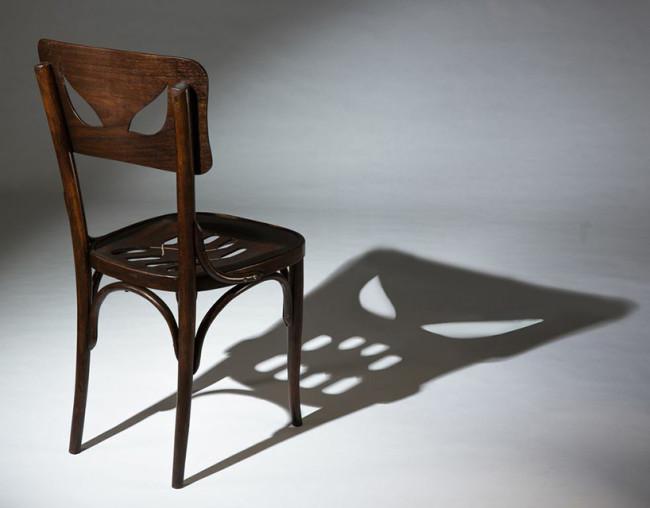 Coppelius chair by Yaara Dekel