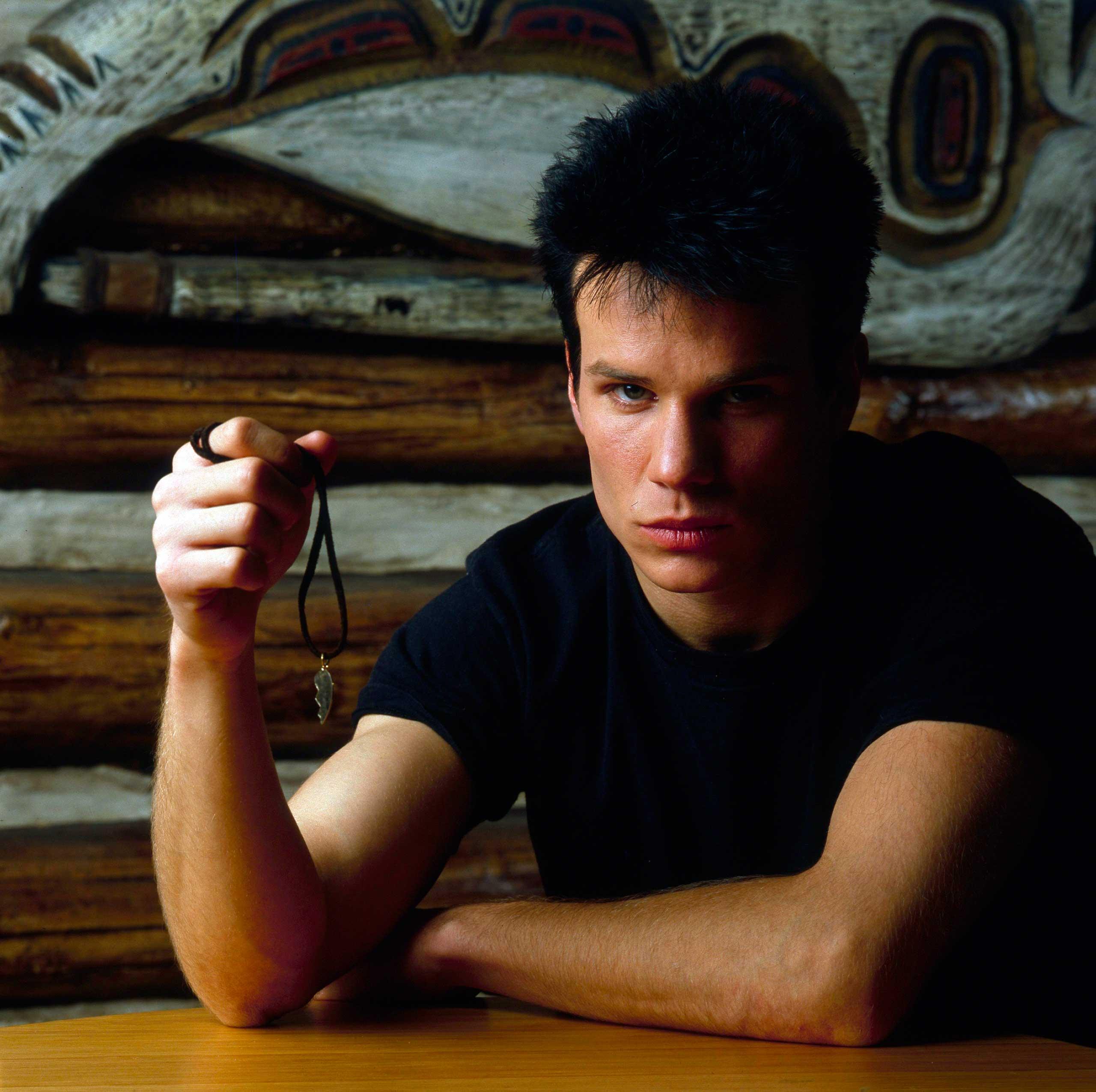 James Marshall, 1989.