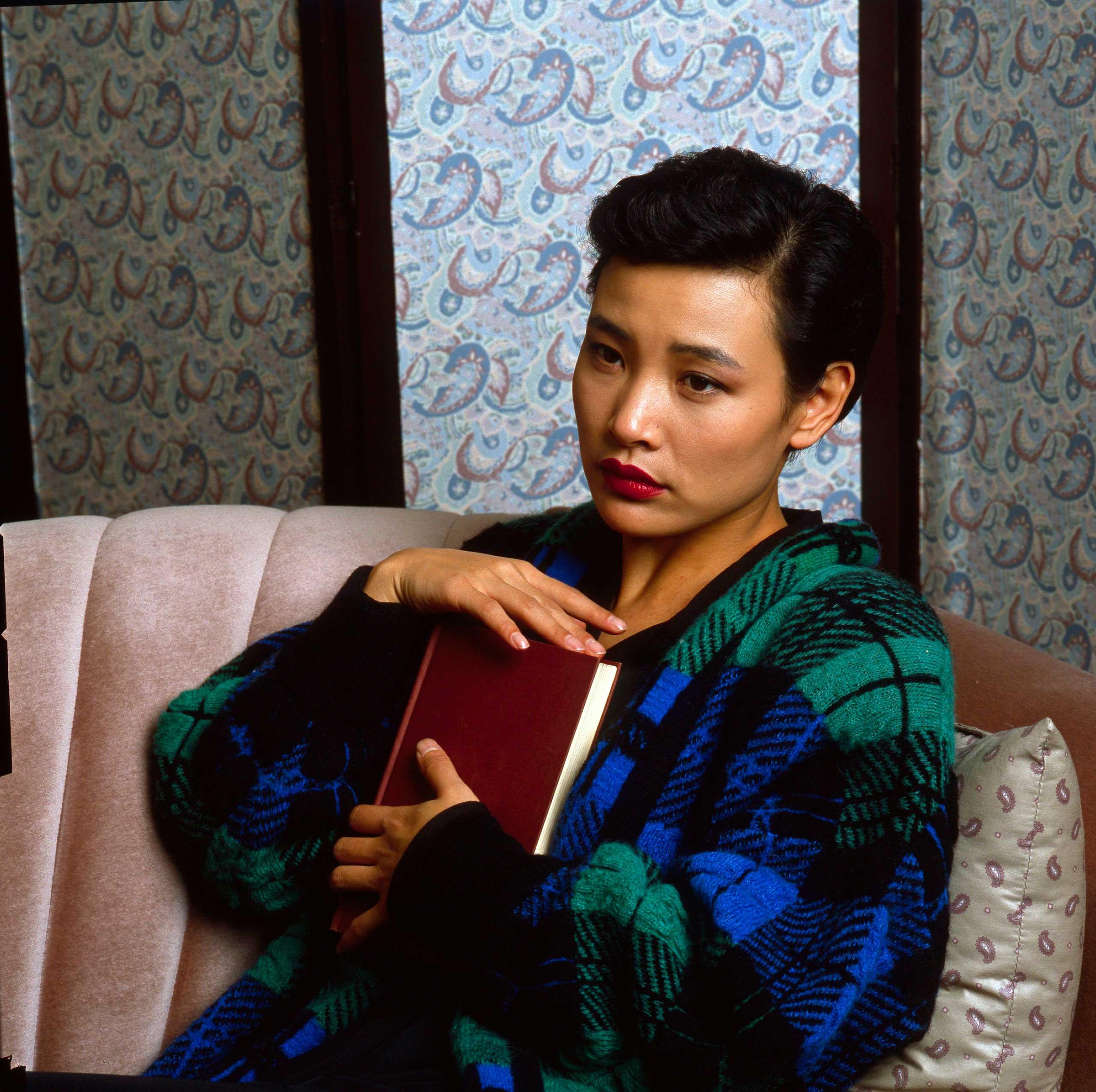 Joan Chen, 1989.