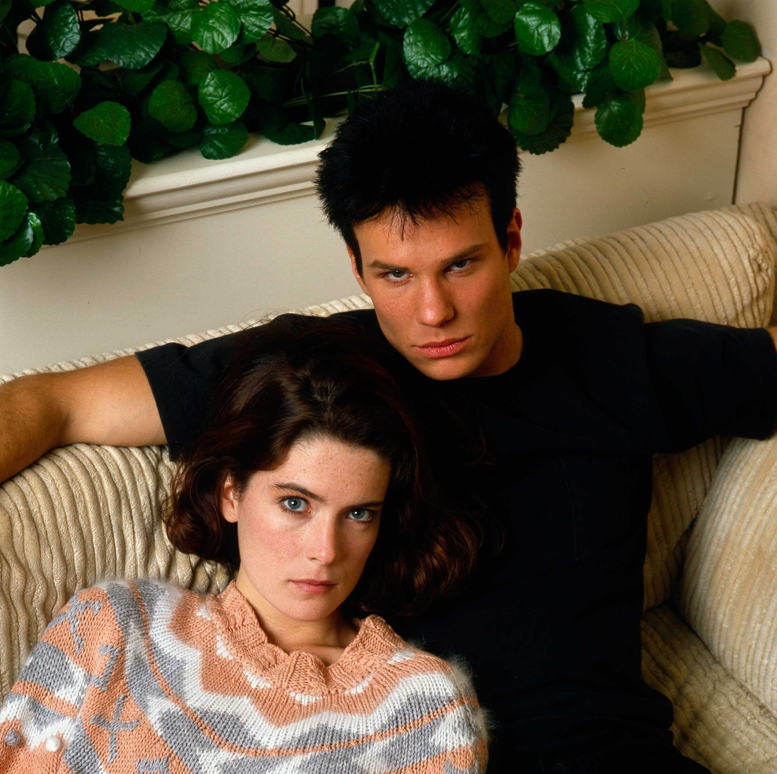 Lara Flynn Boyle, James Marshall, 1989.