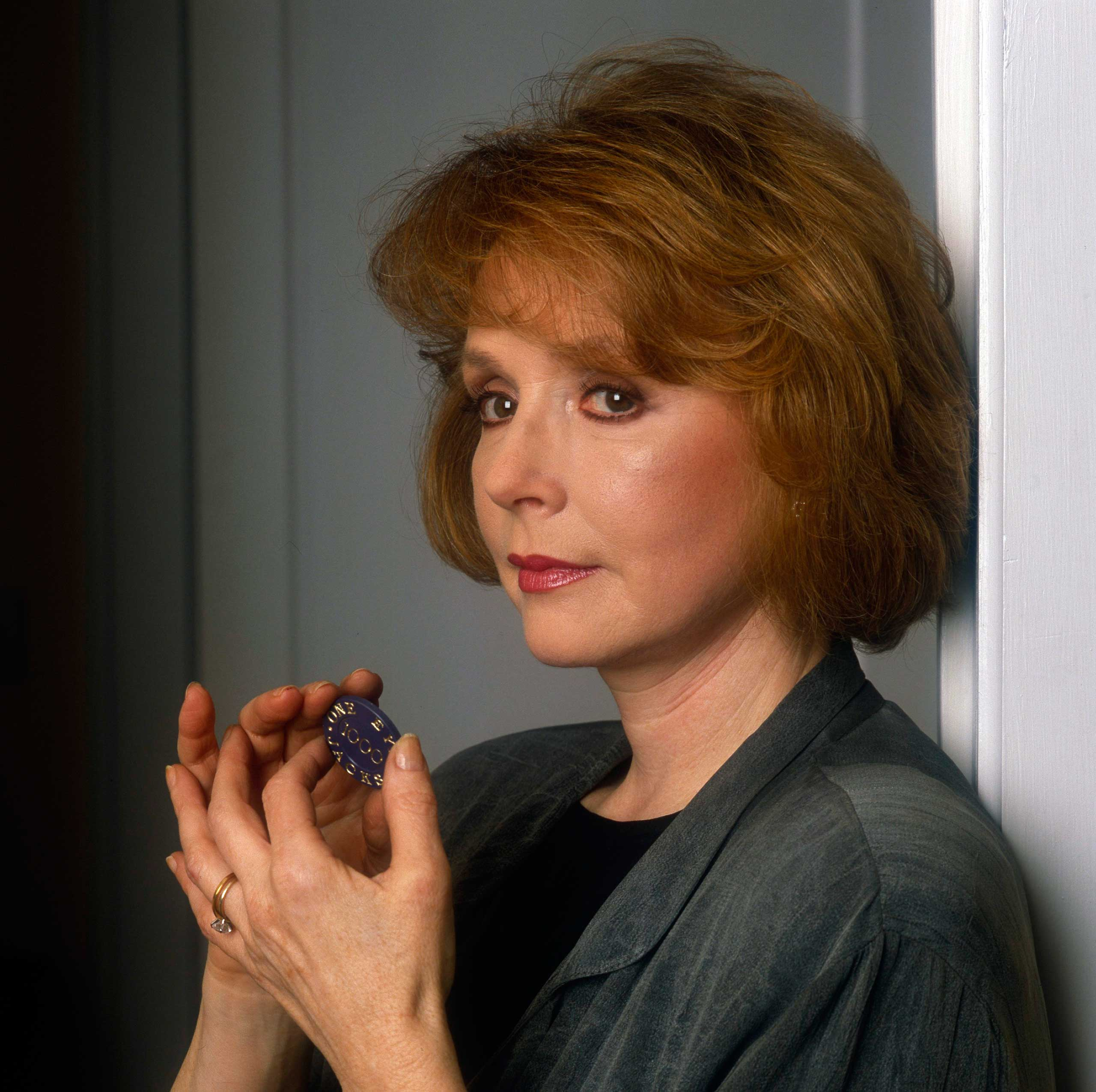 Piper Laurie, 1989.