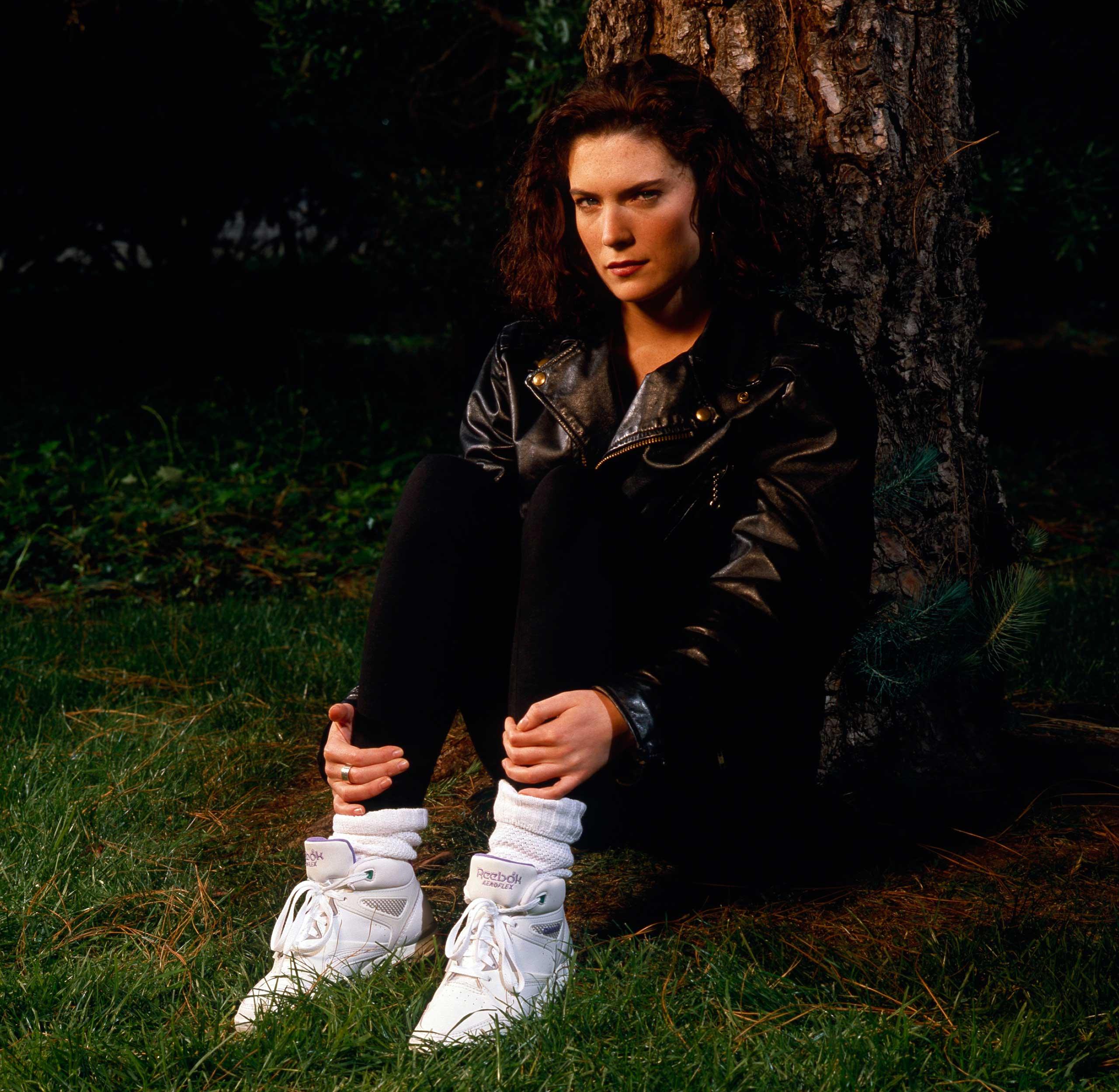Lara Flynn Boyle, 1990.