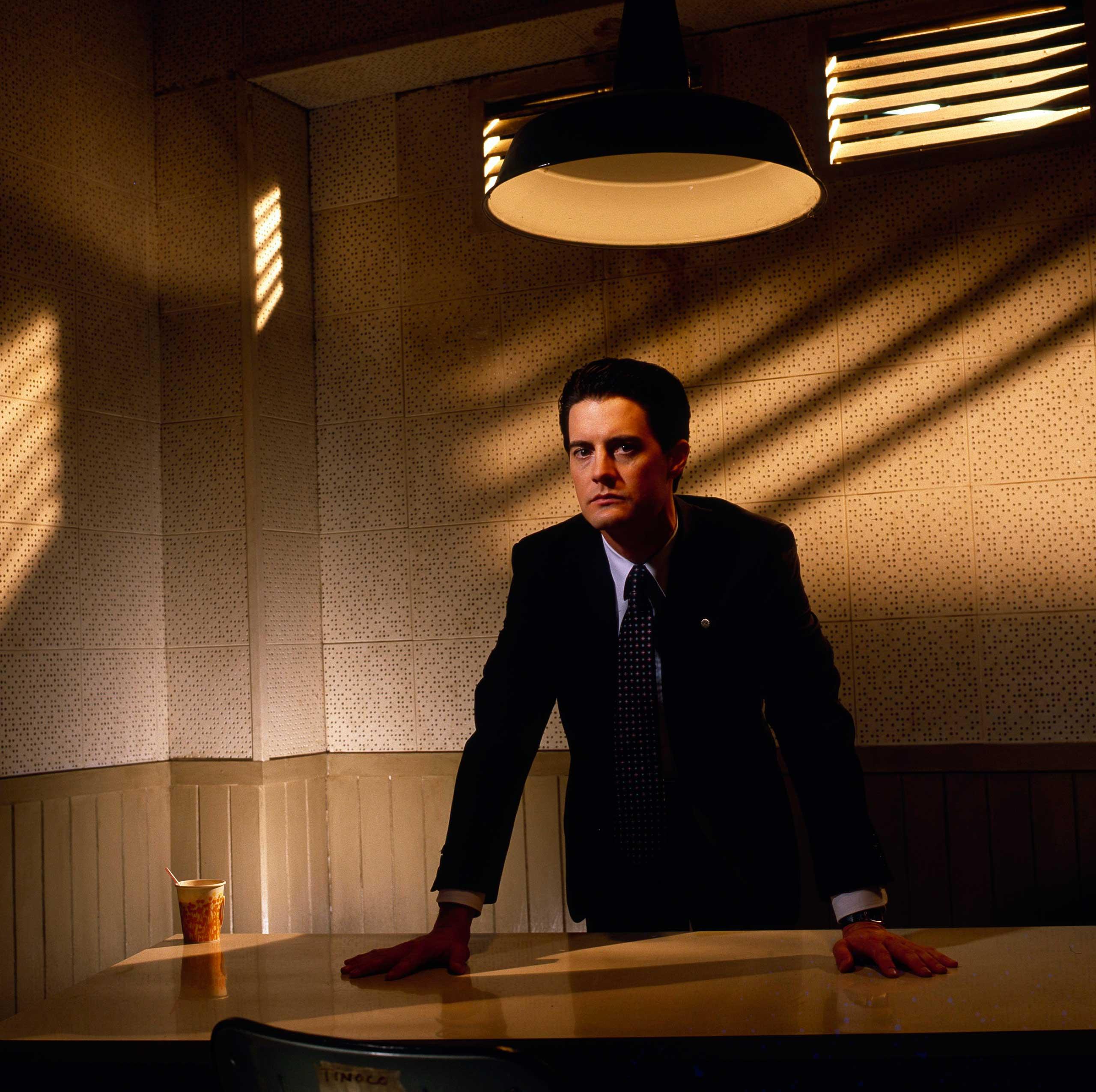 Kyle MacLachlan, 1990.
