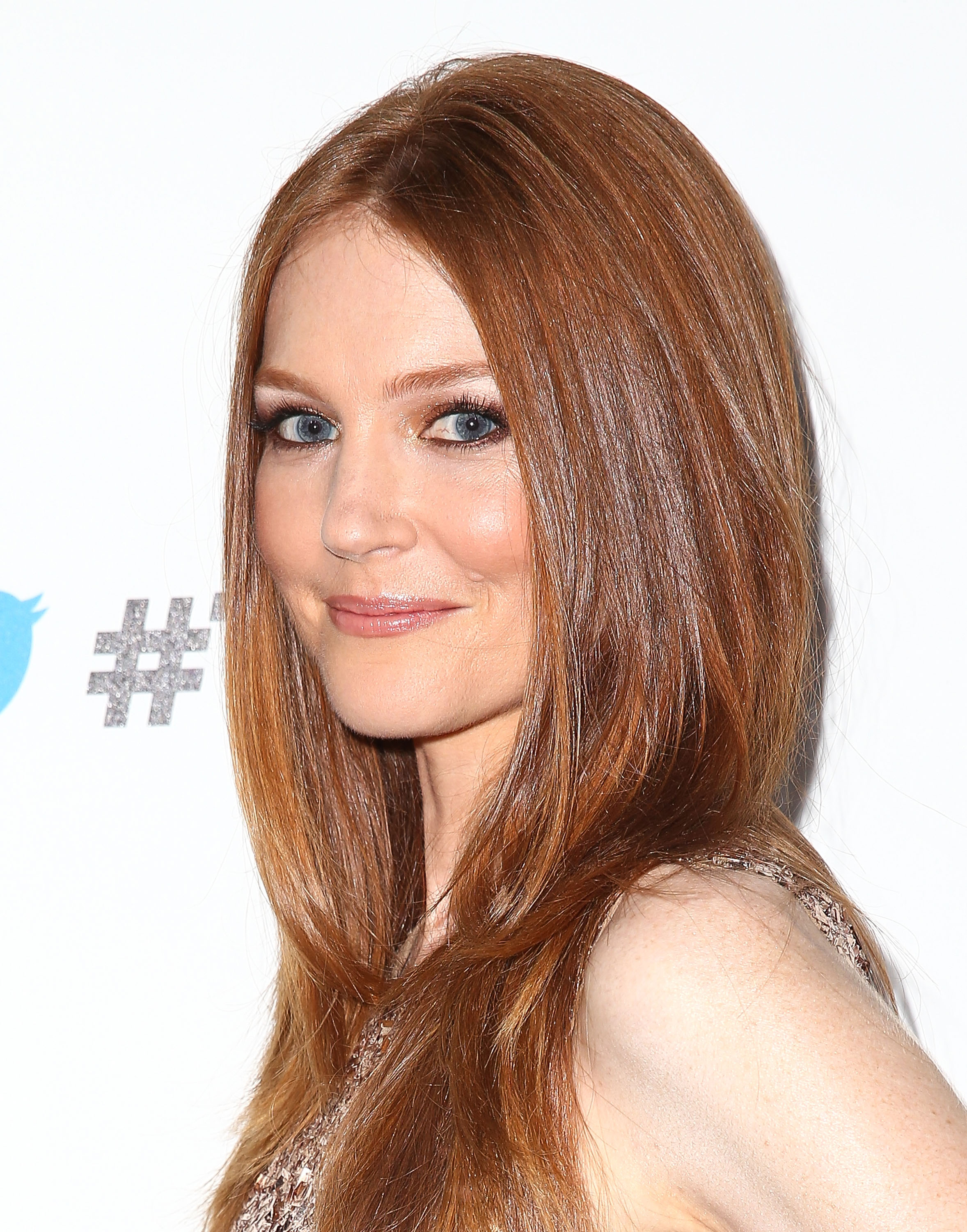 Actress Darby Stanchfield attends the TGIT Premiere event at Palihouse on September 20, 2014 in West Hollywood, California.