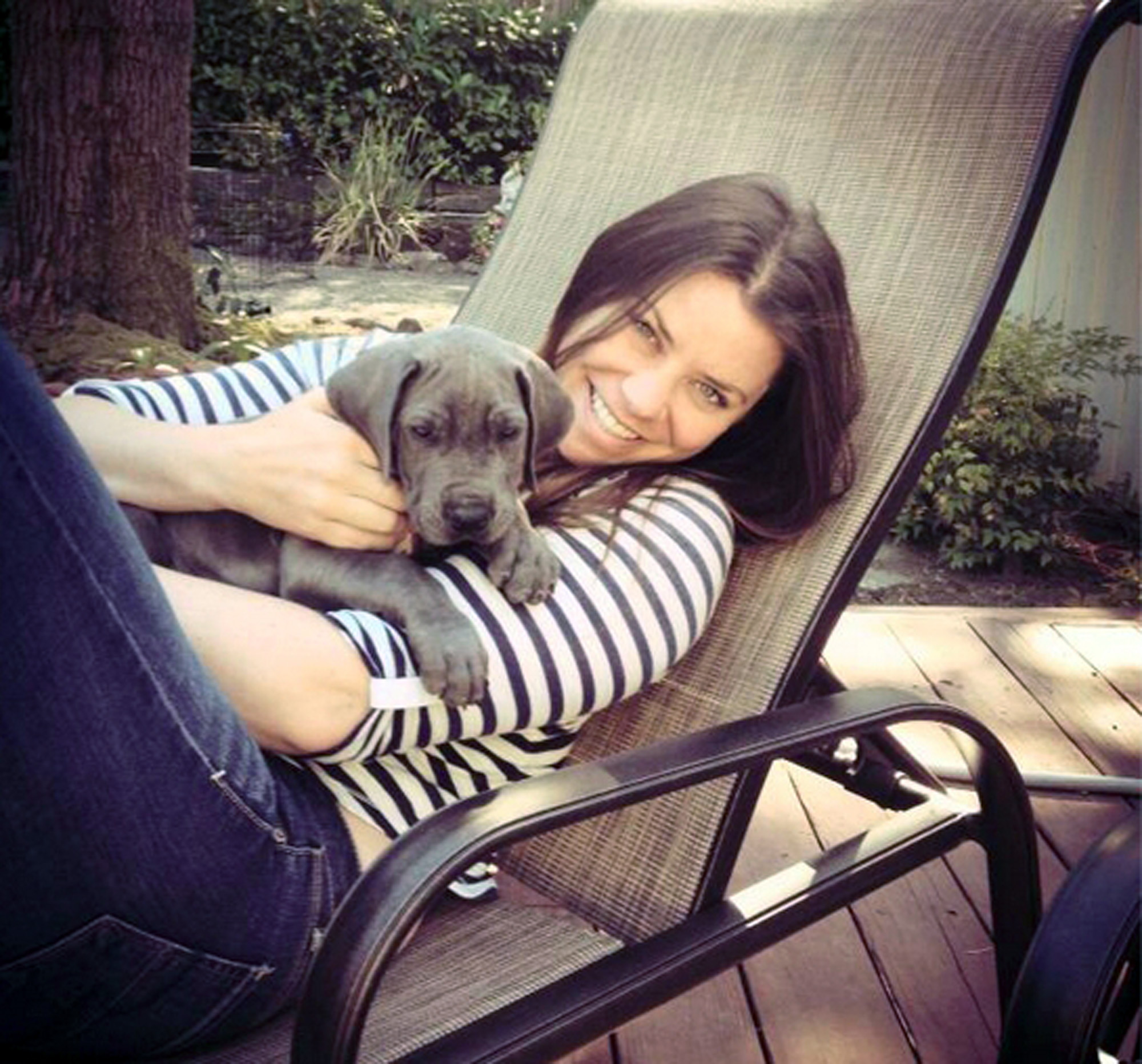 This undated file photo provided by the Maynard family shows Brittany Maynard, a 29-year-old terminally ill woman who plans to take her own life under Oregon's death with dignity law.