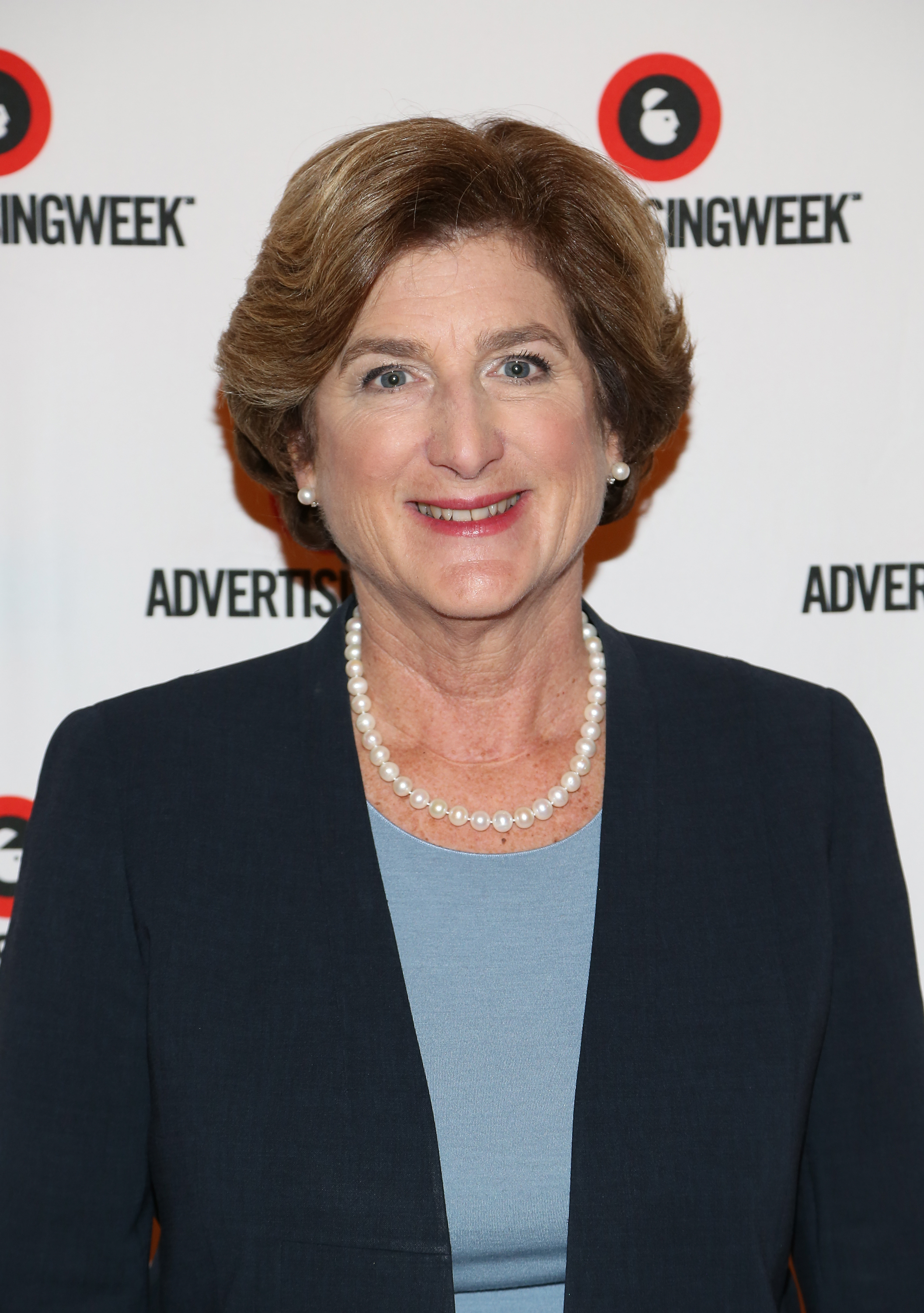 Denise Morrison attends the Thrive Arianna Huffington panel during AWXI on October 1, 2014 in New York City.