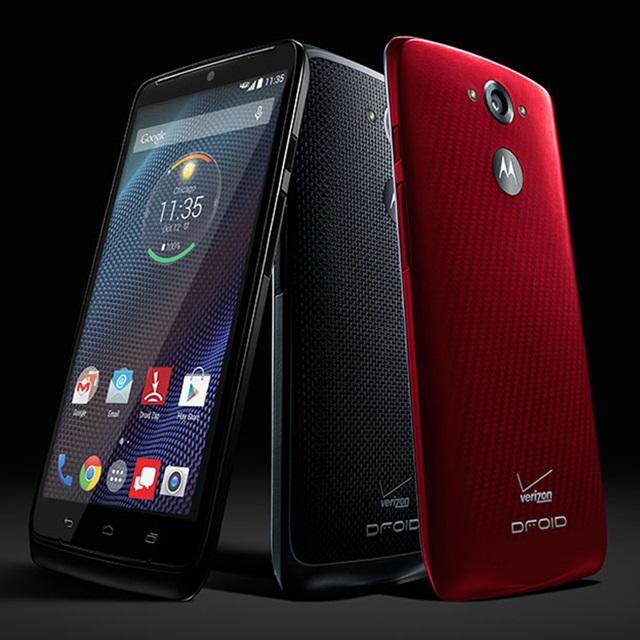 Motorola's DROID Turbo smartphone promises 48-hour battery life